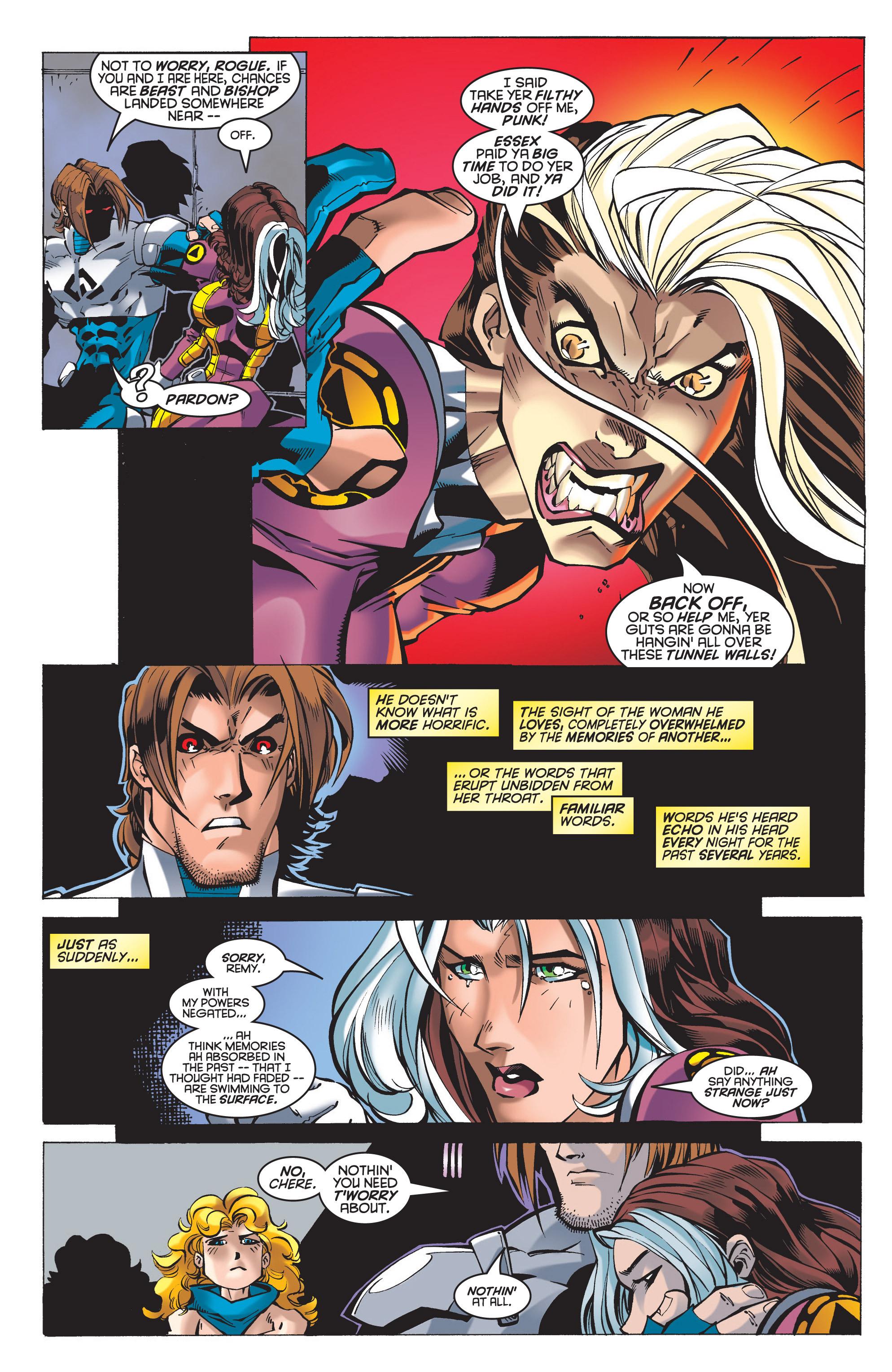 Read online Uncanny X-Men (1963) comic -  Issue #348 - 9