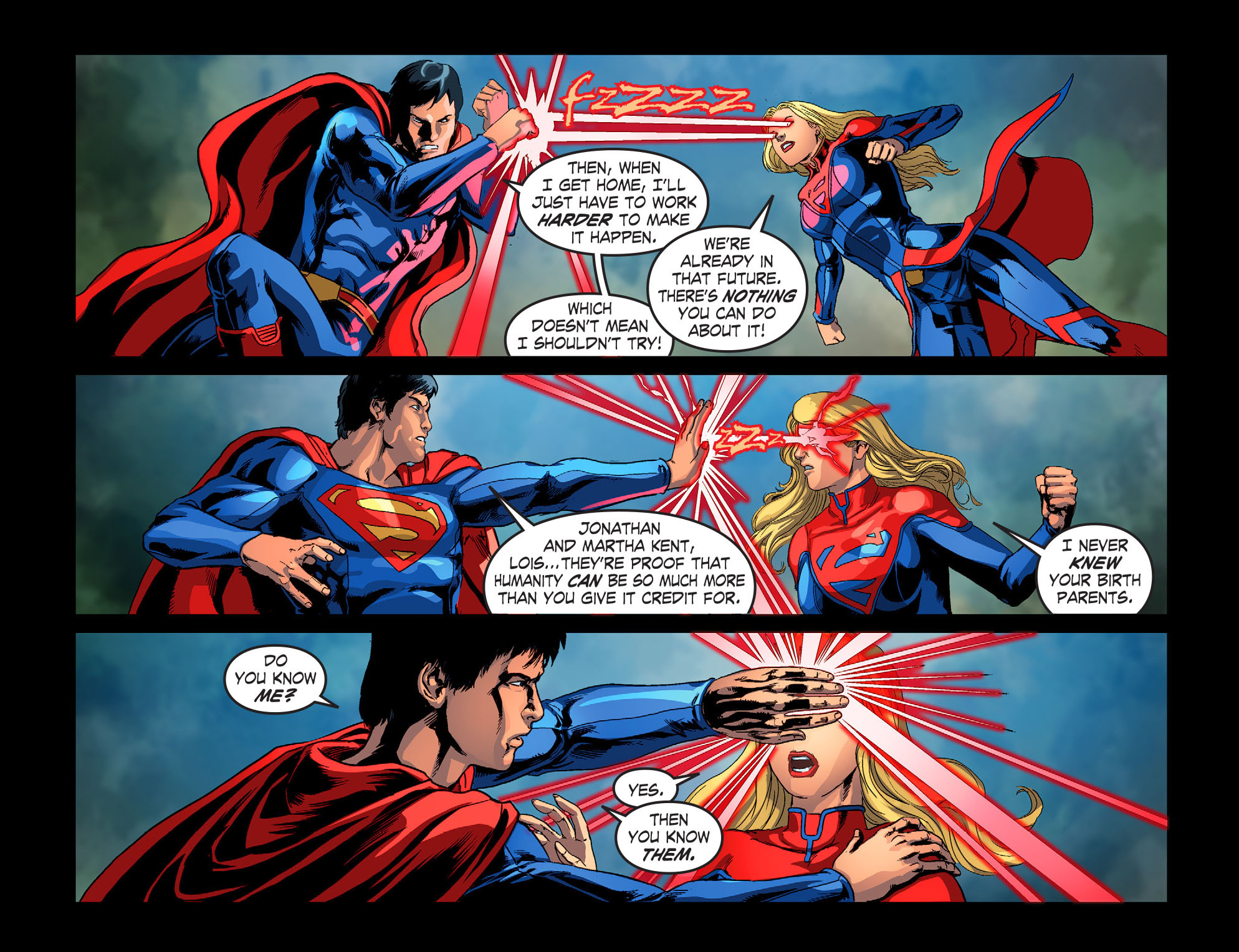 Read online Smallville: Season 11 comic -  Issue #51 - 19
