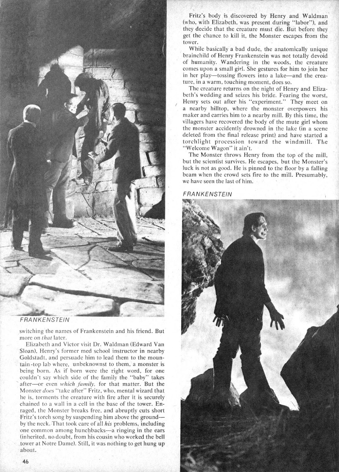 Monsters Unleashed (1973) issue 2 - Page 46