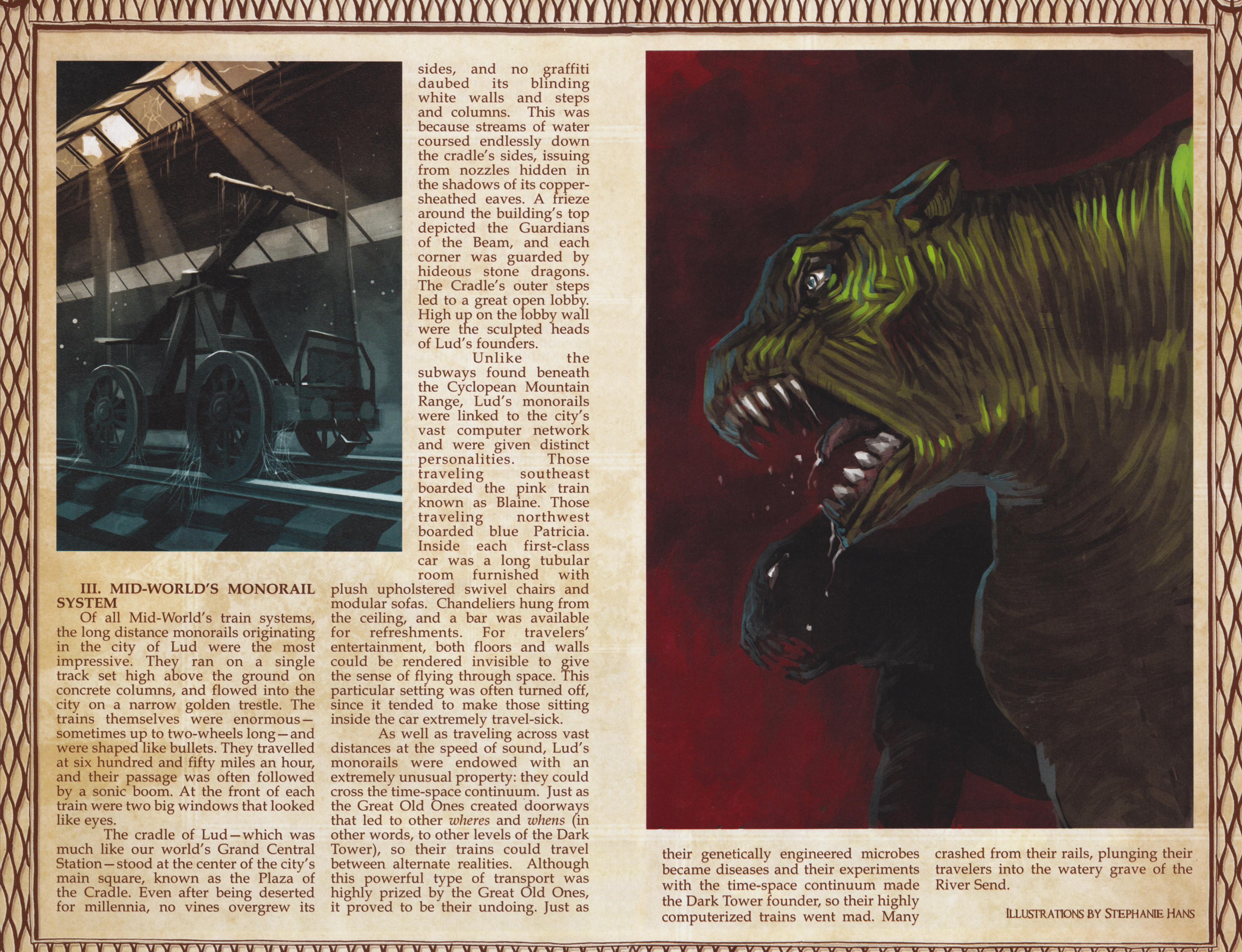 Read online Dark Tower: The Gunslinger - The Man in Black comic -  Issue #3 - 25