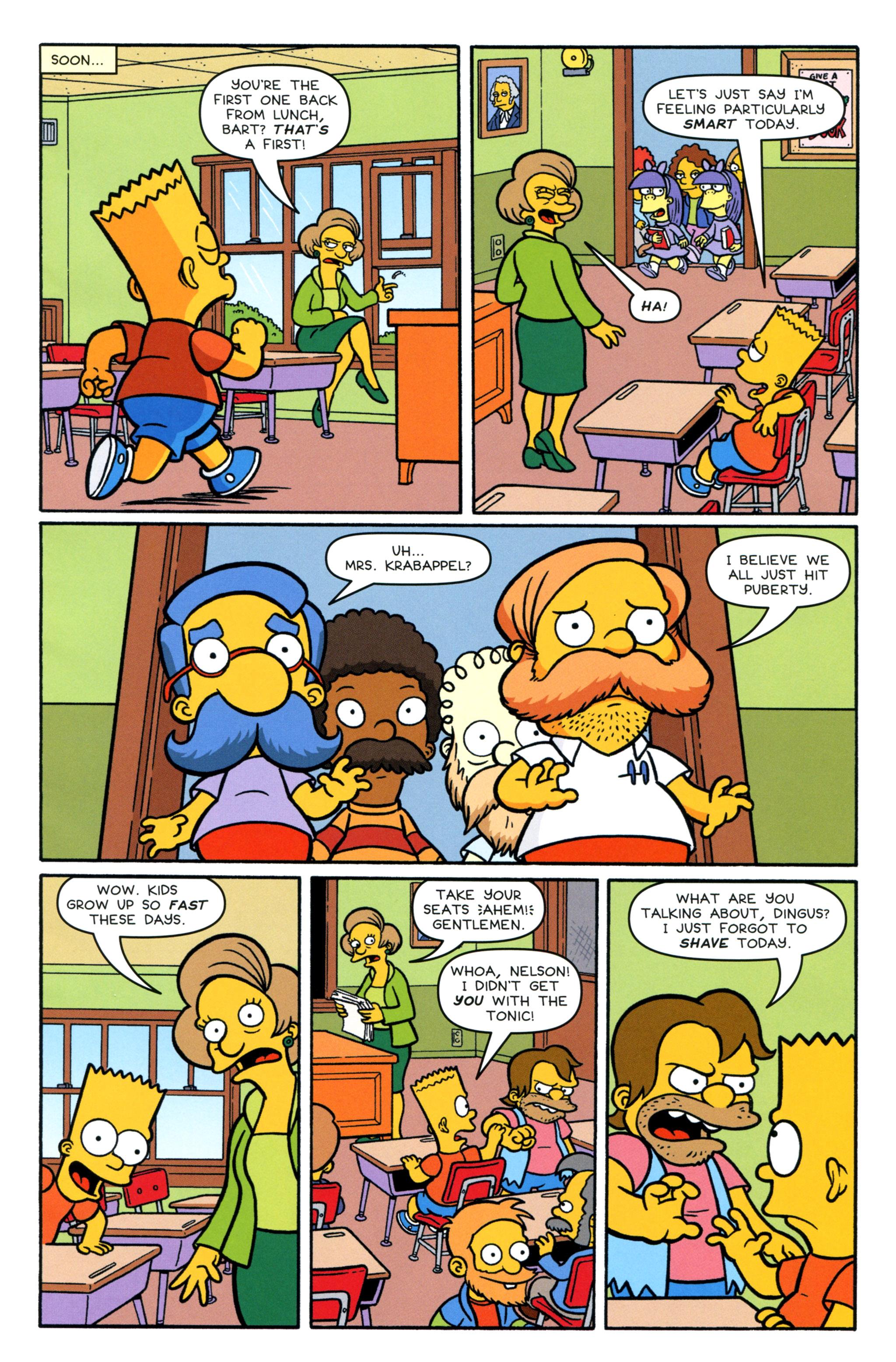 Read online Simpsons Comics Presents Bart Simpson comic -  Issue #89 - 5
