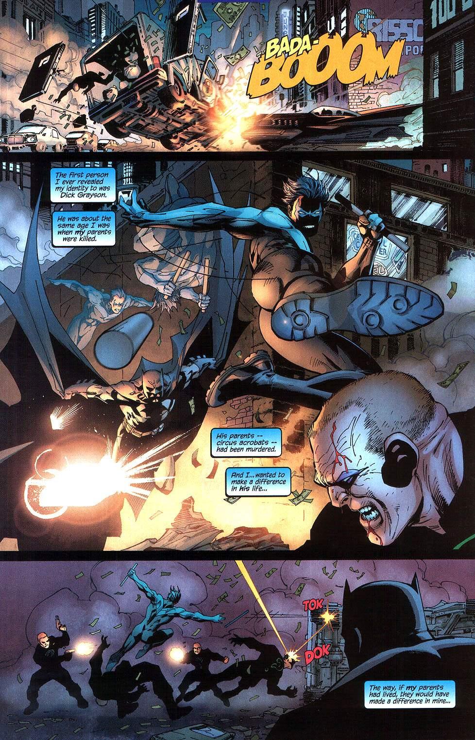 Read online Batman: Hush comic -  Issue #8 - 14