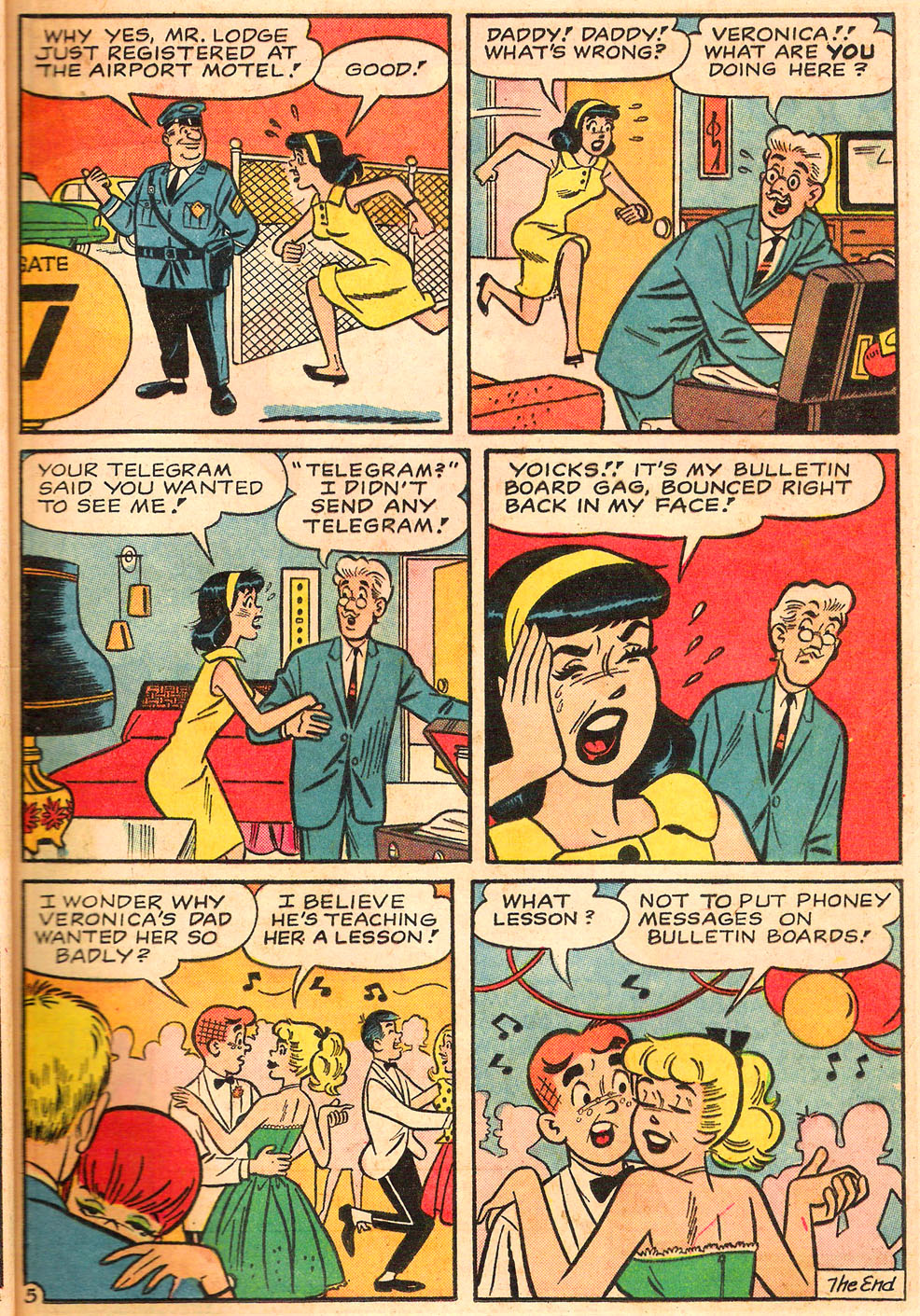 Read online Archie's Girls Betty and Veronica comic -  Issue #116 - 17
