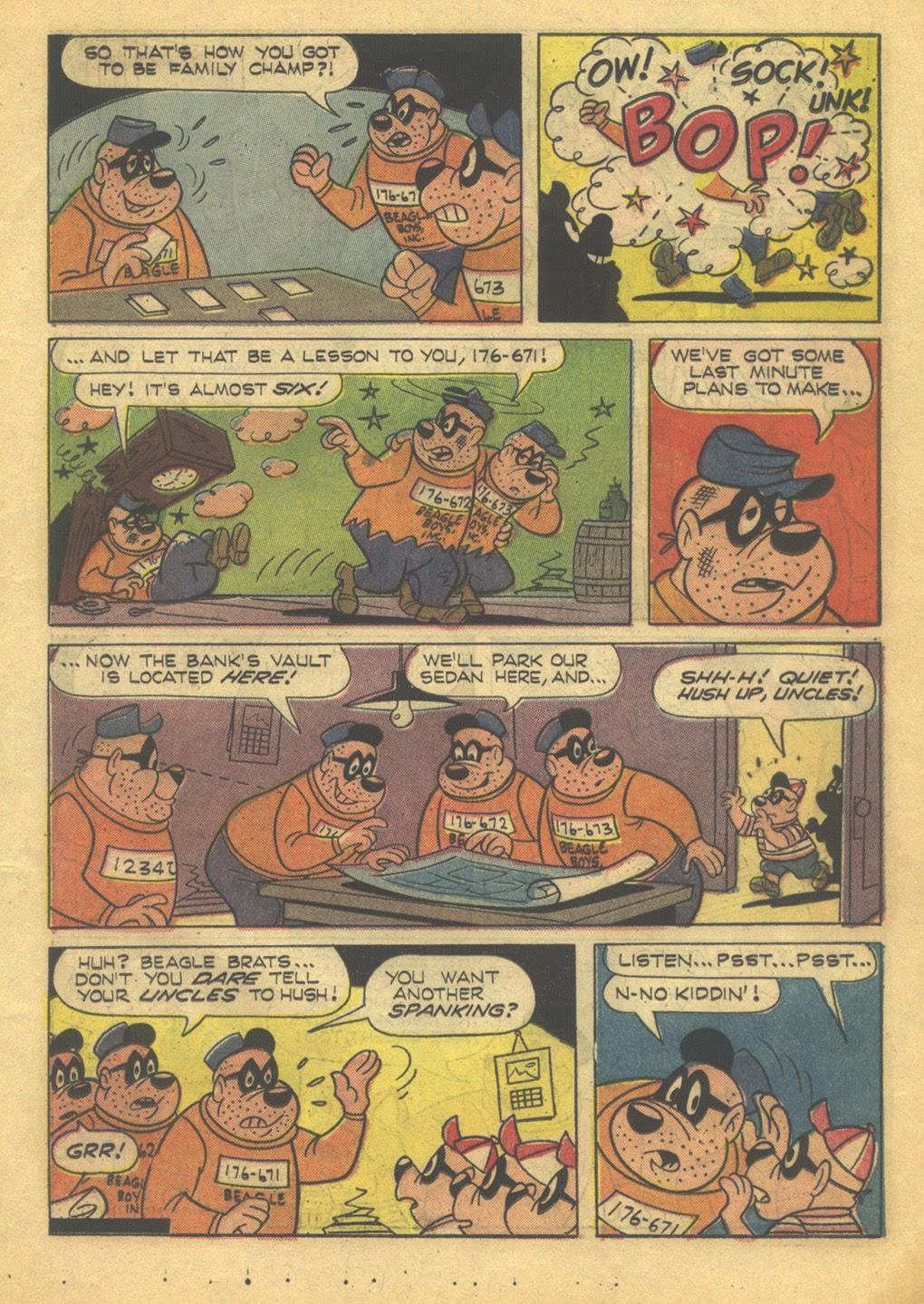 Walt Disney THE BEAGLE BOYS issue 7 - Page 15