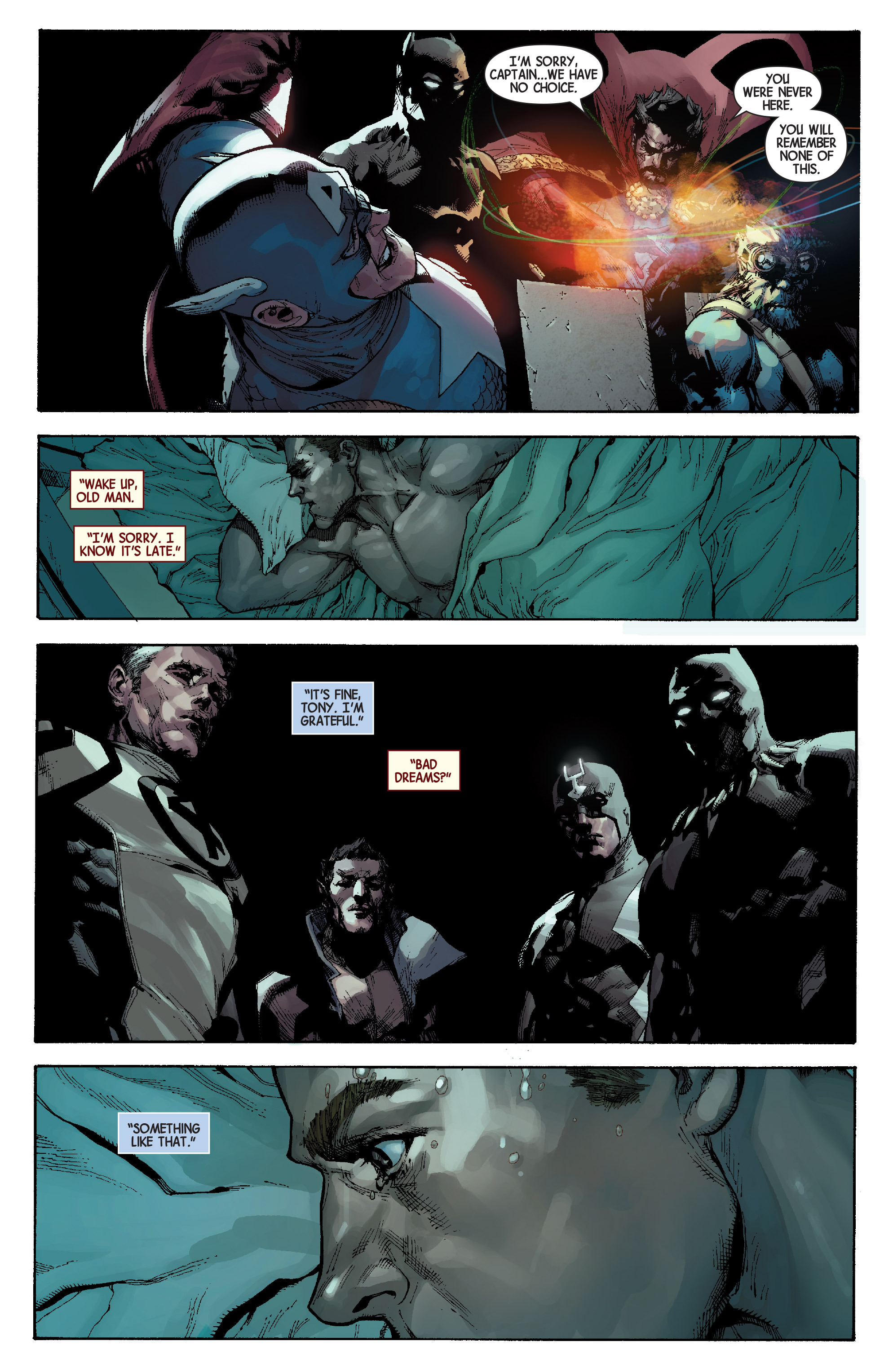 Read online Avengers (2013) comic -  Issue #29 - 12