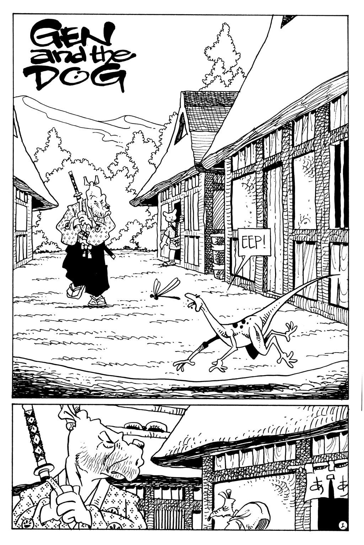 Usagi Yojimbo (1996) Issue #79 #79 - English 11