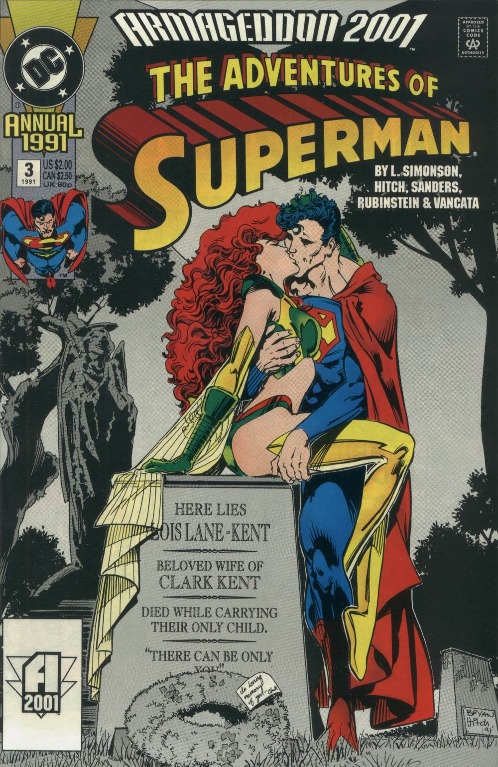 Read online Adventures of Superman (1987) comic -  Issue #Adventures of Superman (1987) _Annual 3 - 1