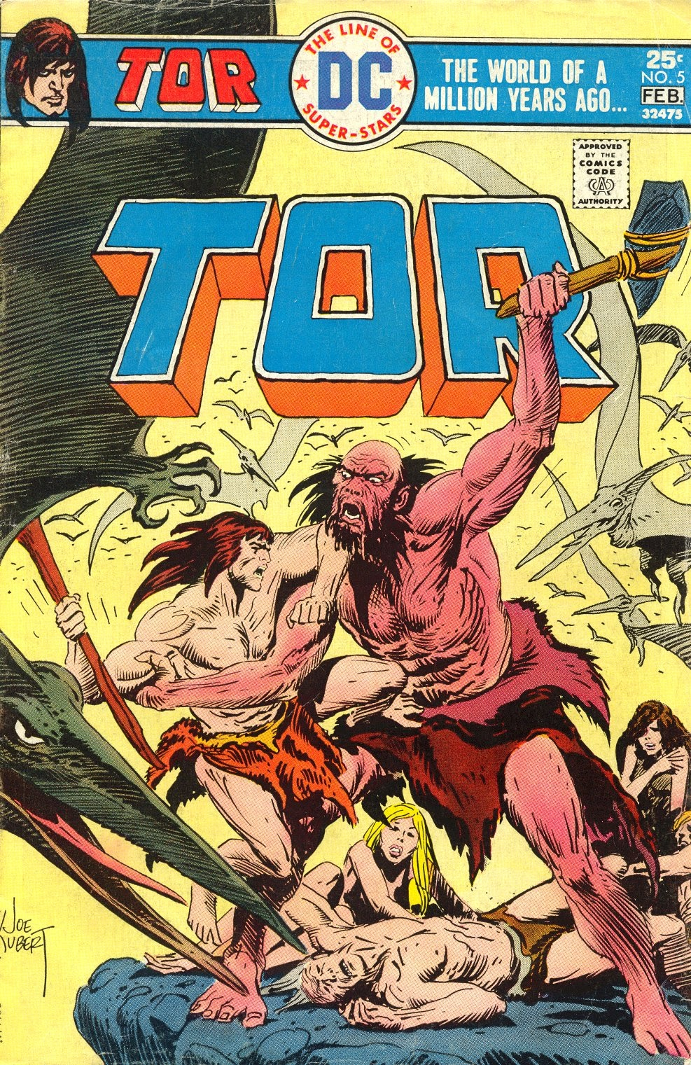 Tor (1975) issue 5 - Page 1
