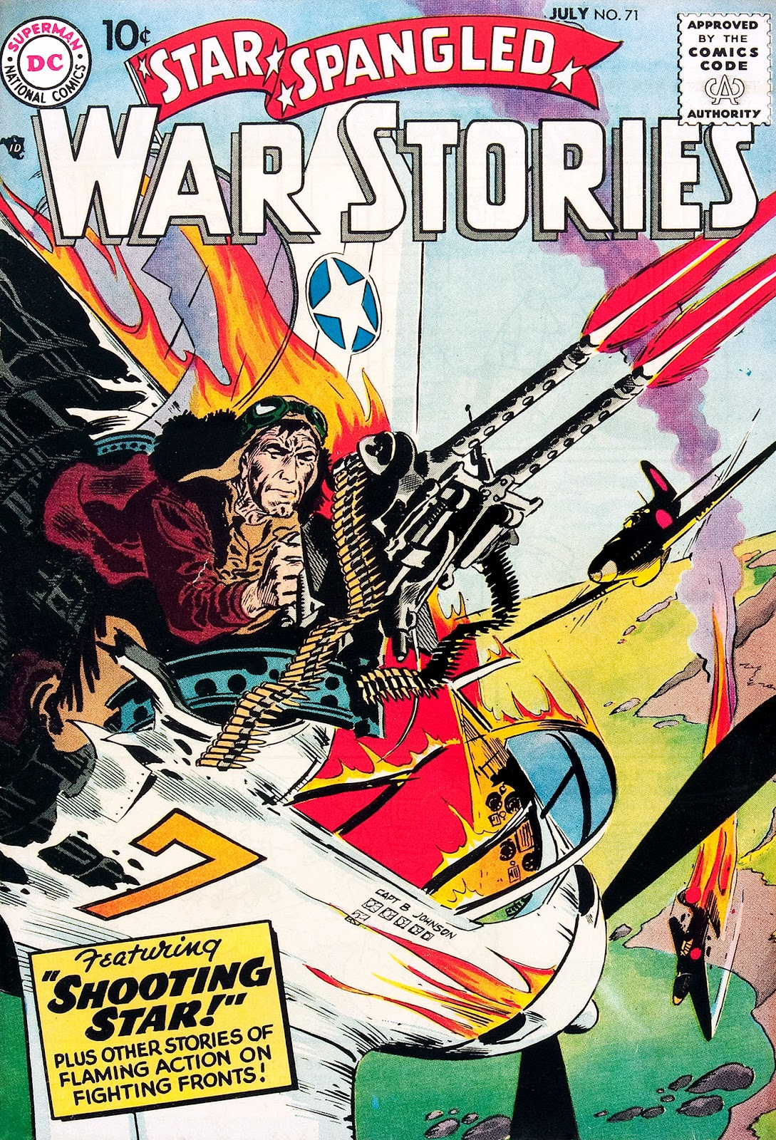 Star Spangled War Stories (1952) issue 71 - Page 1