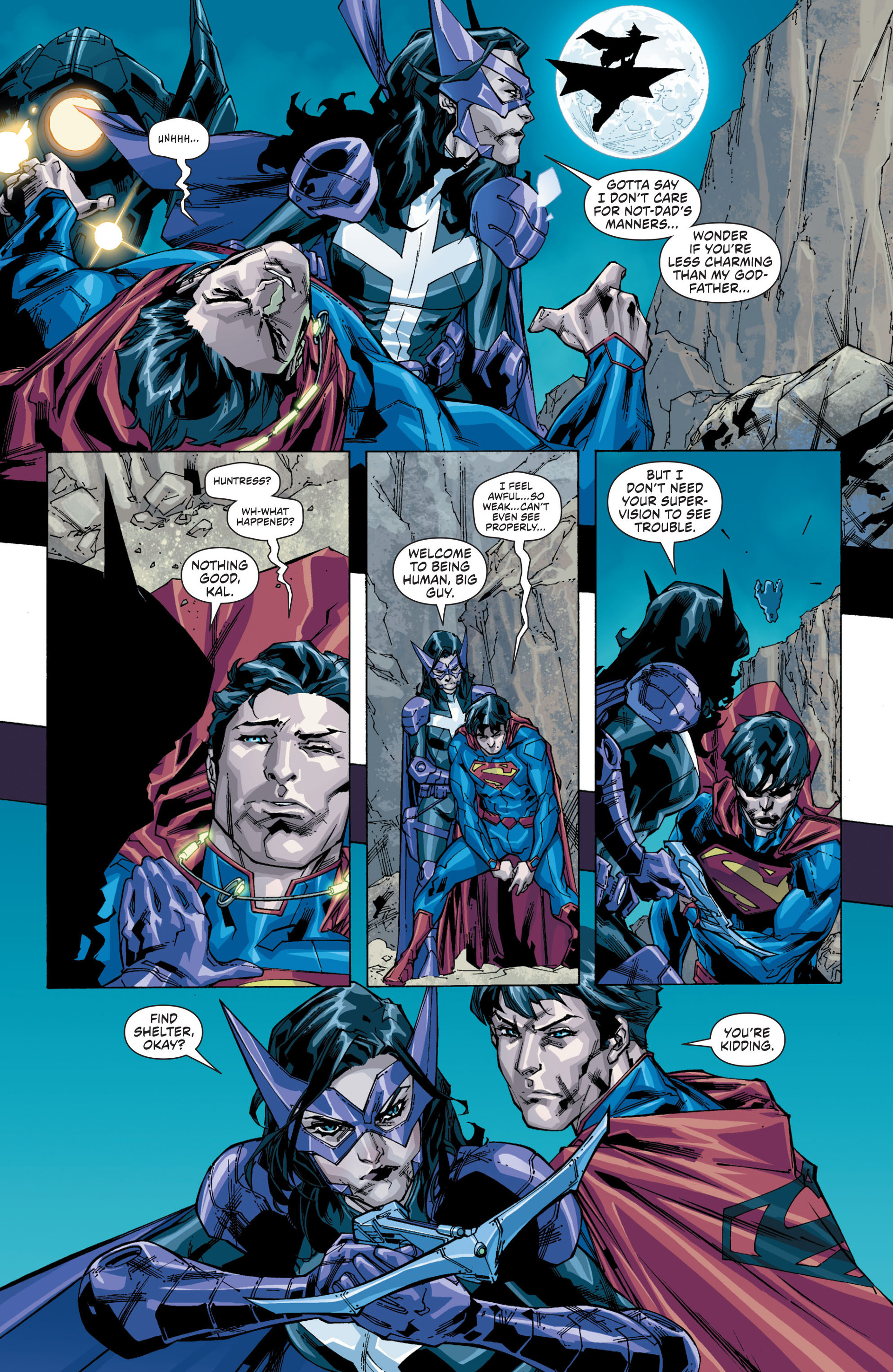 Read online Worlds' Finest comic -  Issue #20 - 8