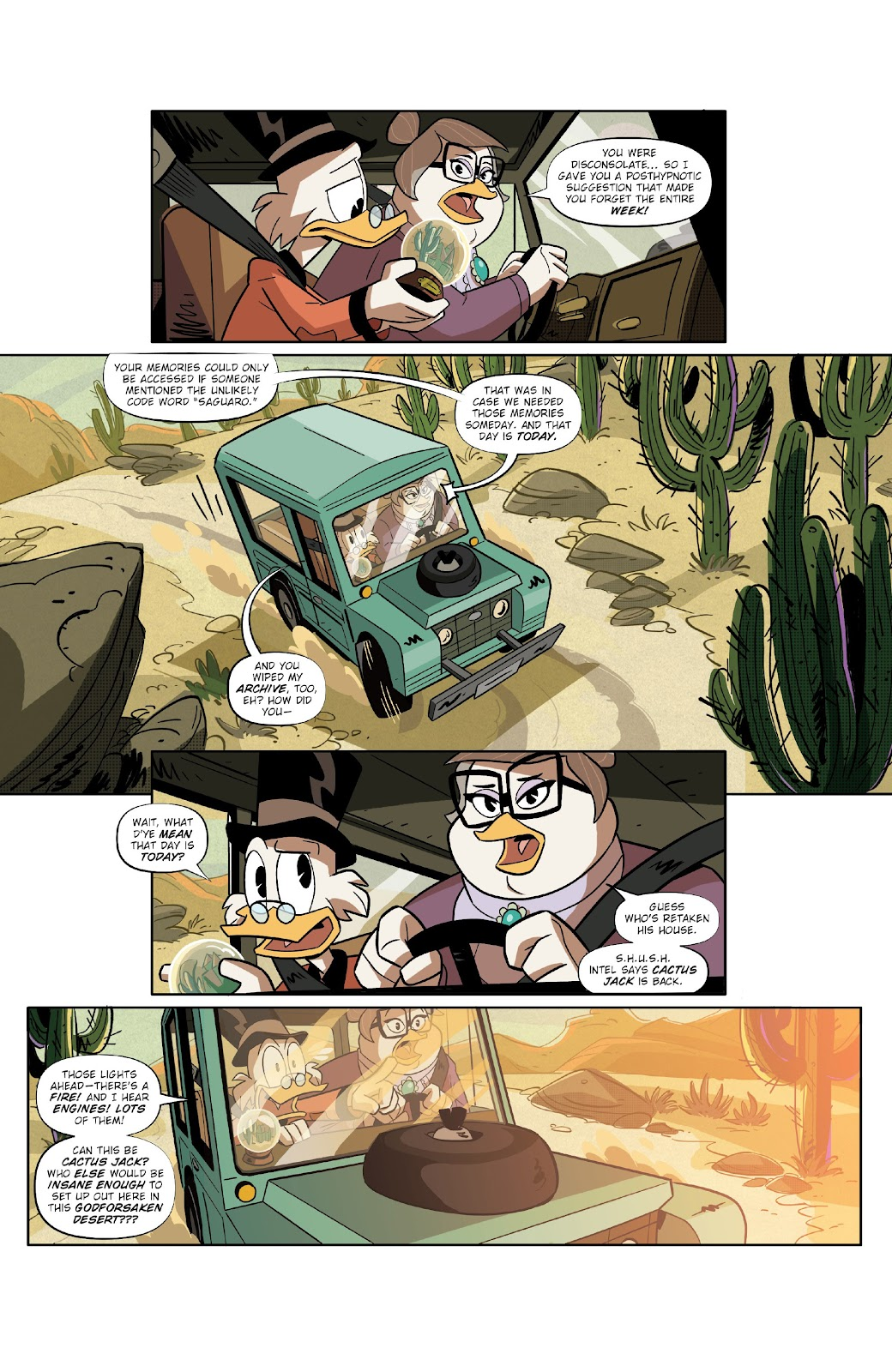 Read online Ducktales (2017) comic -  Issue #17 - 15