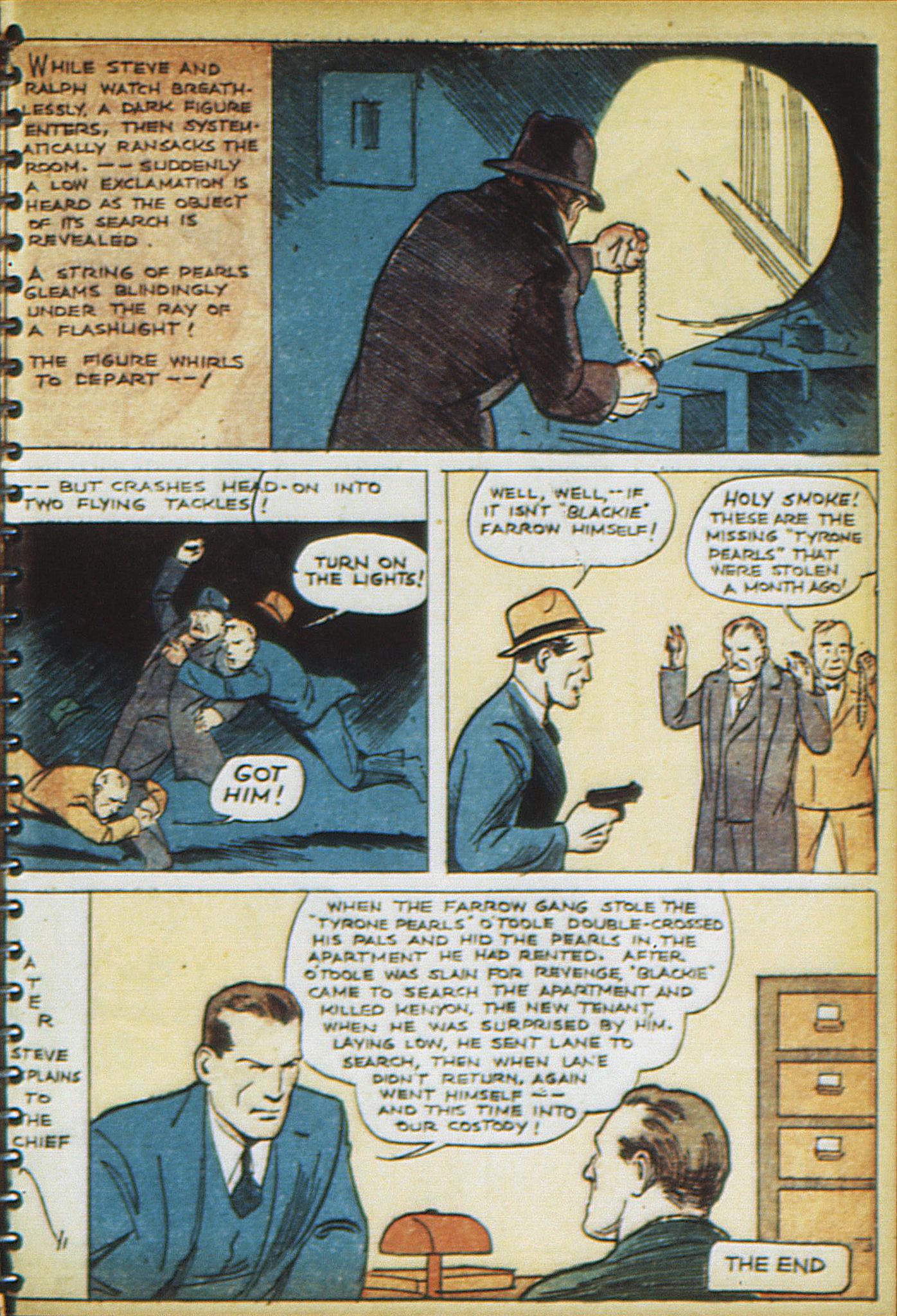 Read online Adventure Comics (1938) comic -  Issue #17 - 66