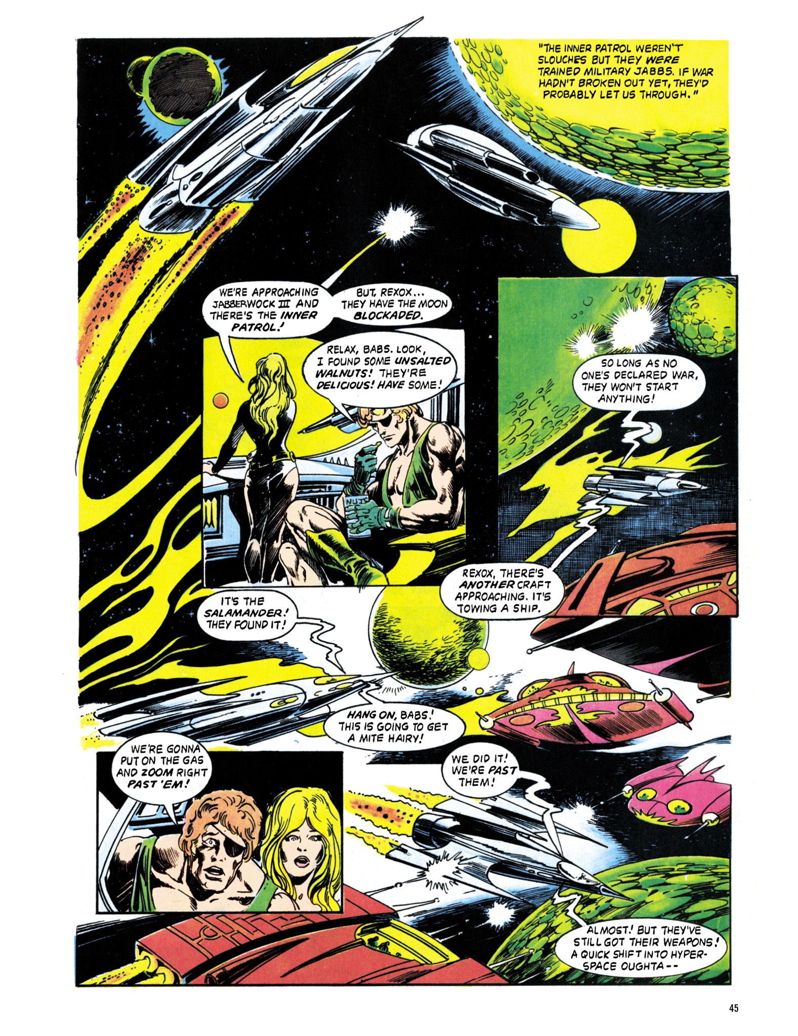 Read online Eerie Archives comic -  Issue # TPB 20 - 45