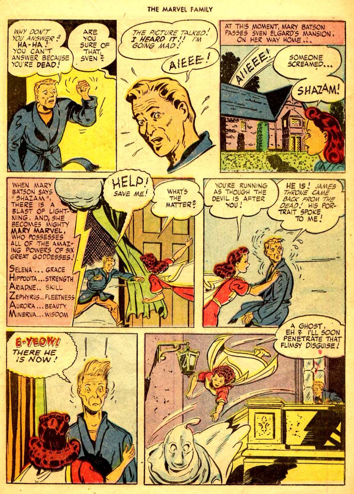 The Marvel Family issue 9 - Page 31