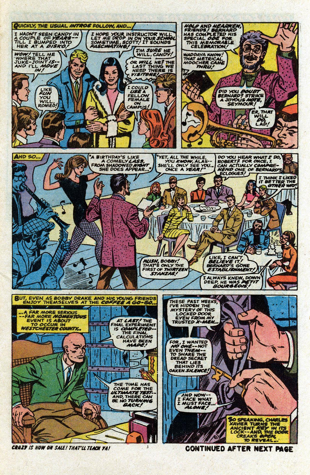 Uncanny X-Men (1963) 80 Page 4
