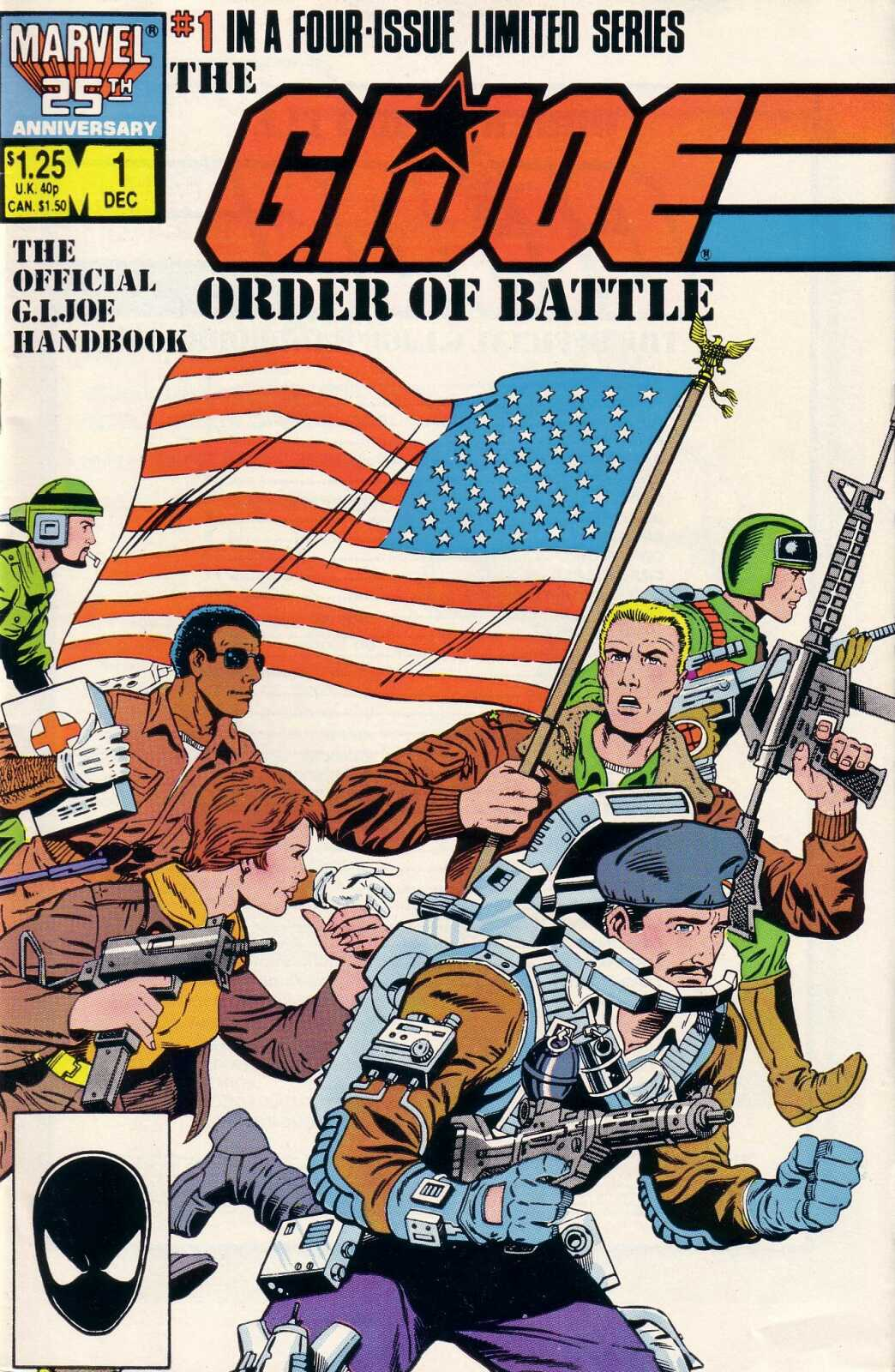 The G.I. Joe Order of Battle 1 Page 1