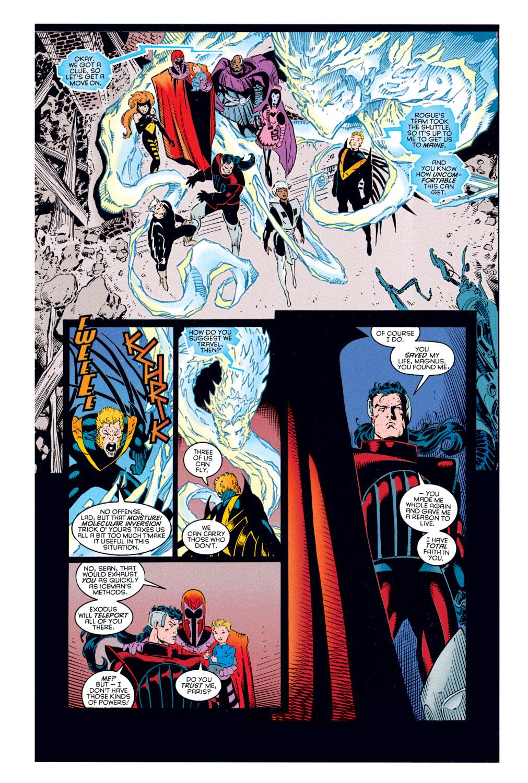Read online Amazing X-Men (1995) comic -  Issue #1 - 12
