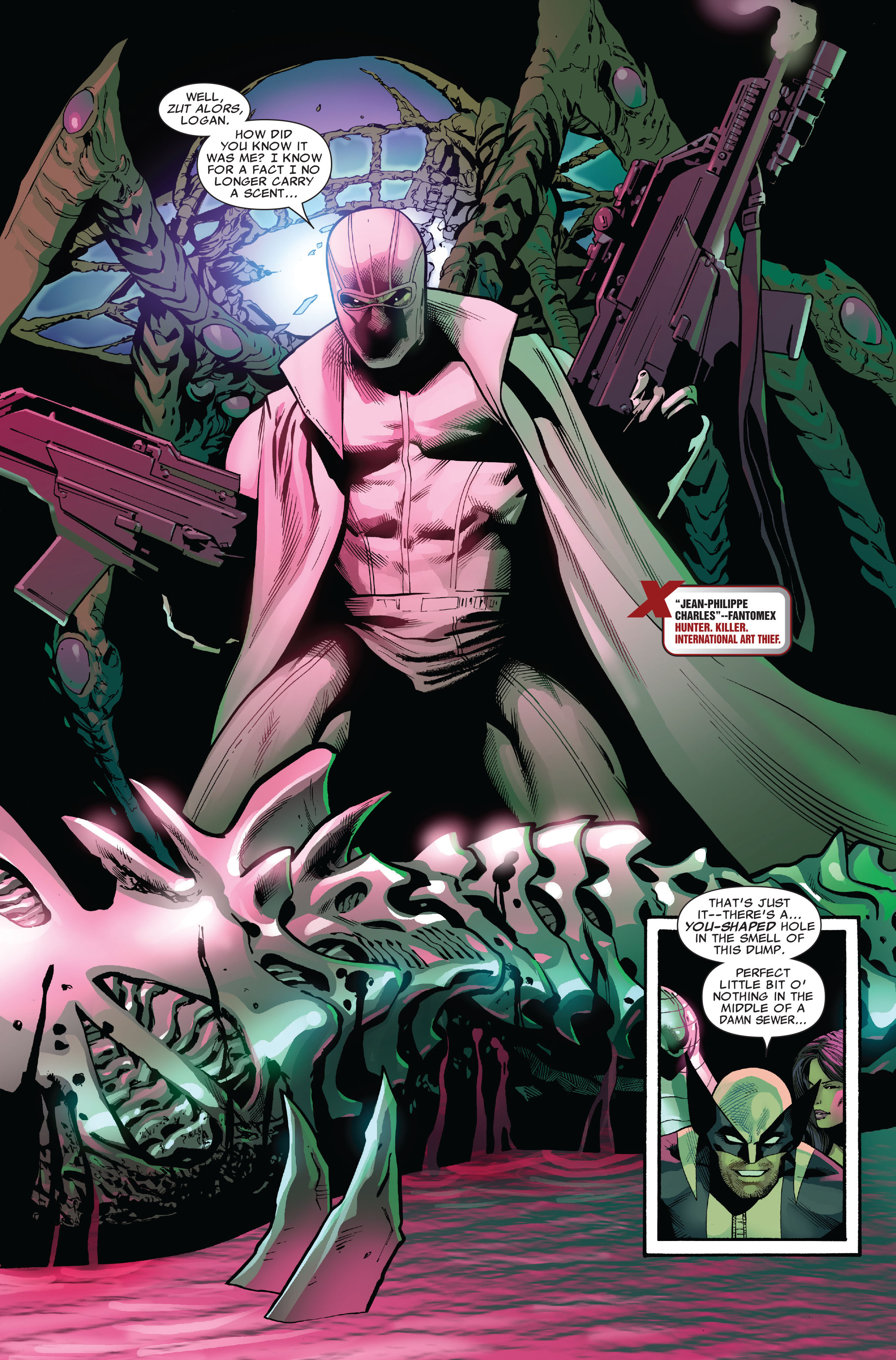 Read online Uncanny X-Men (1963) comic -  Issue #520 - 7