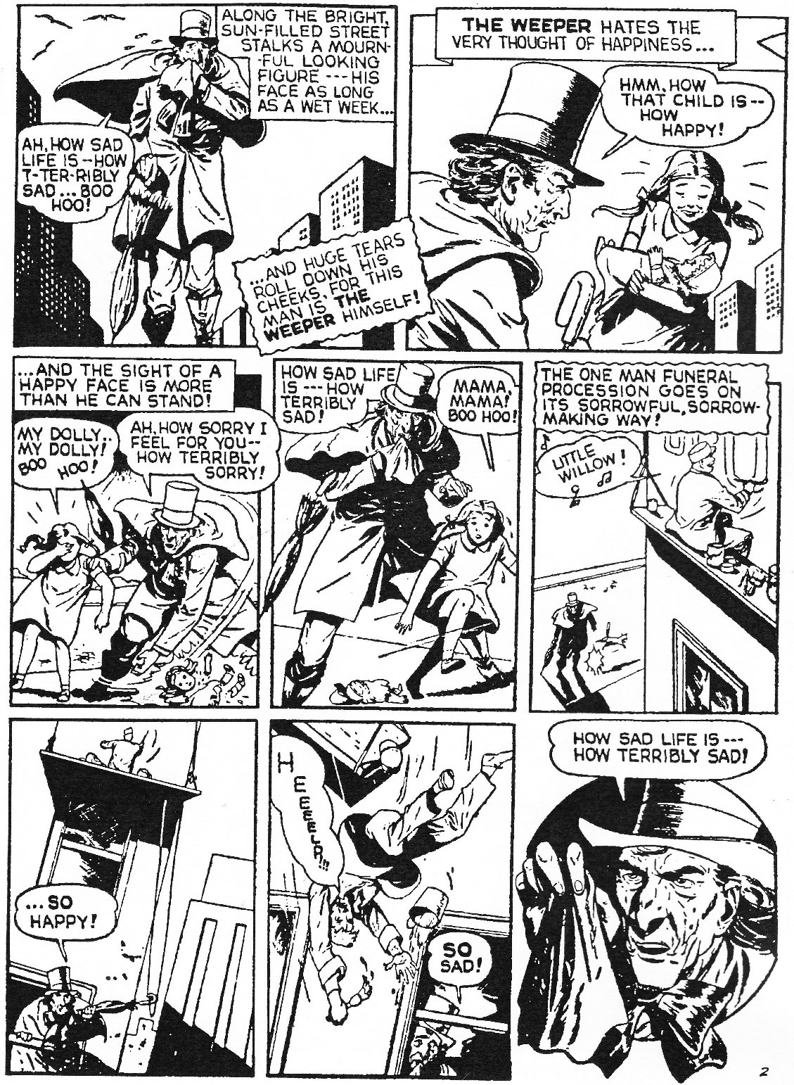 Read online Men of Mystery Comics comic -  Issue #74 - 4