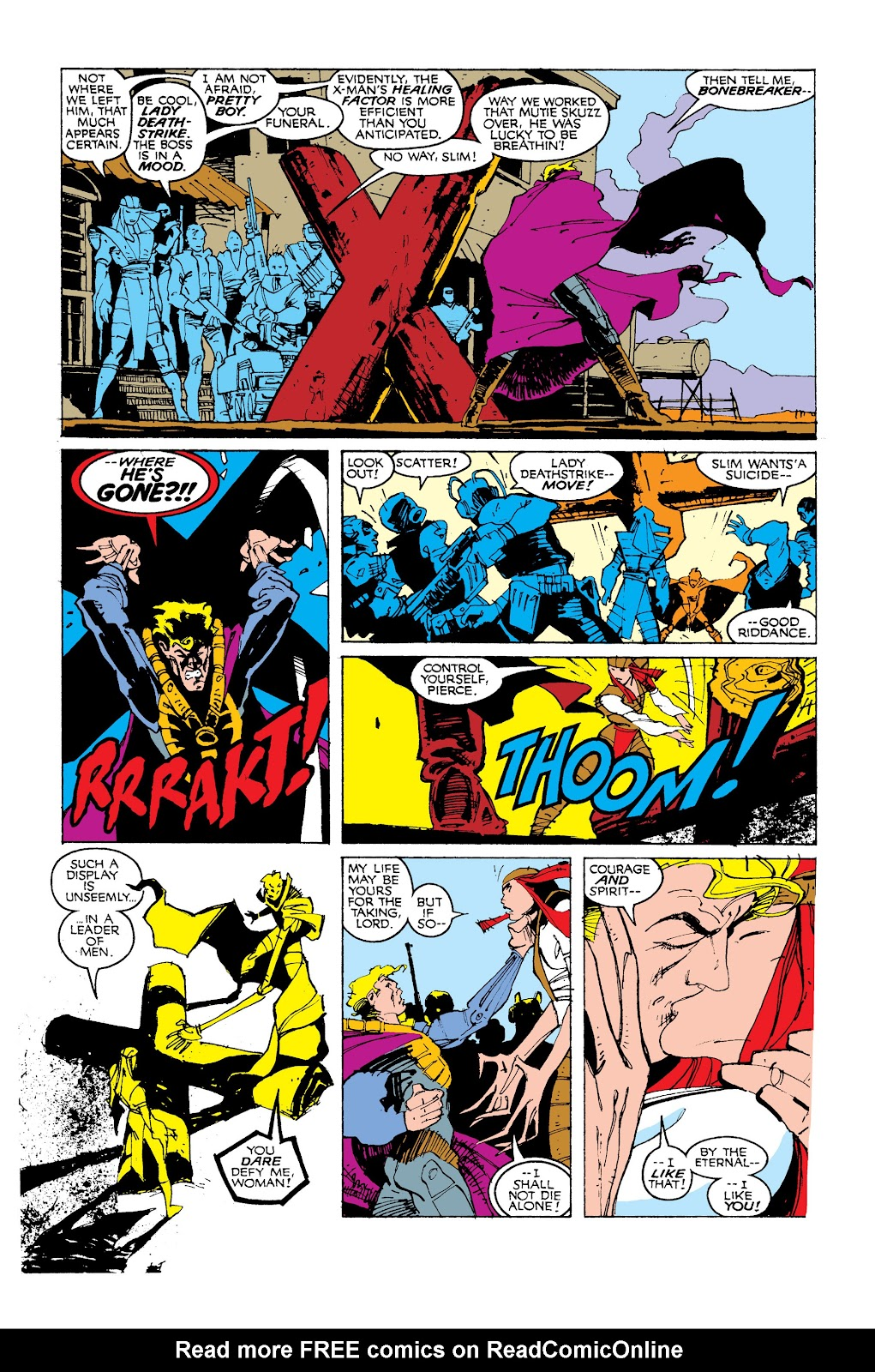 Uncanny X-Men (1963) issue 252 - Page 3