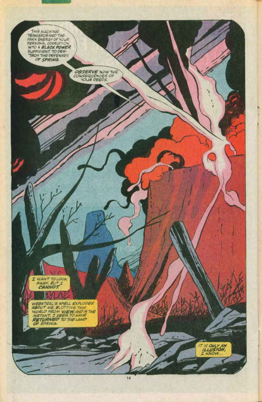 Read online Justice (1986) comic -  Issue #11 - 15