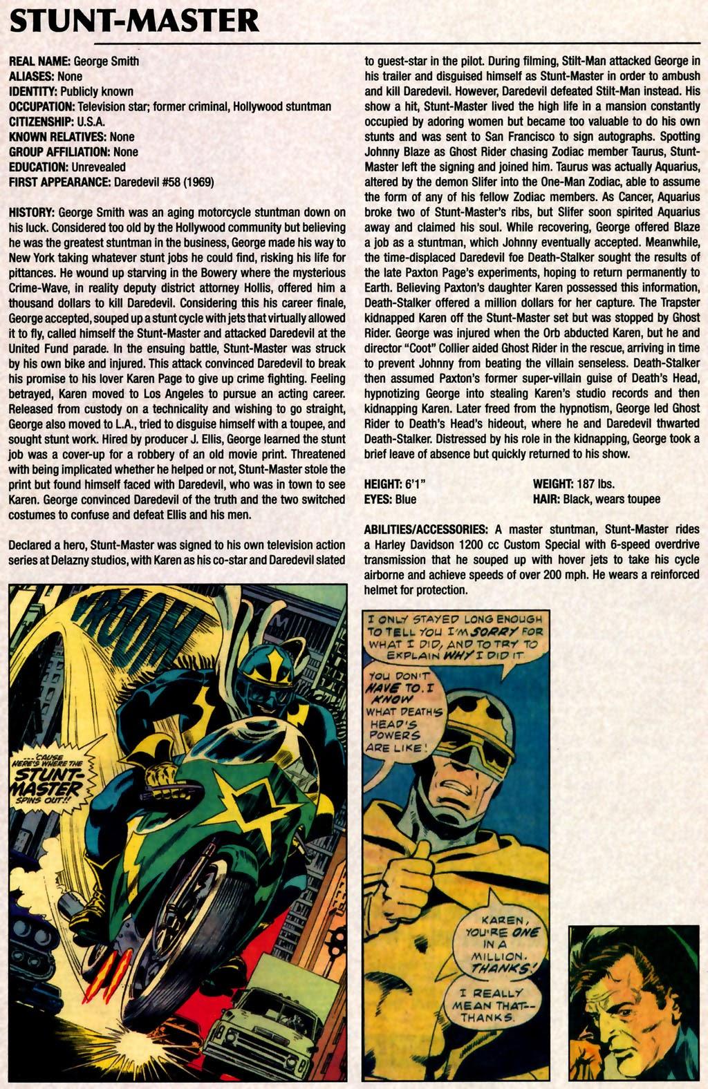 Read online Marvel Legacy: The 1970's Handbook comic -  Issue # Full - 56