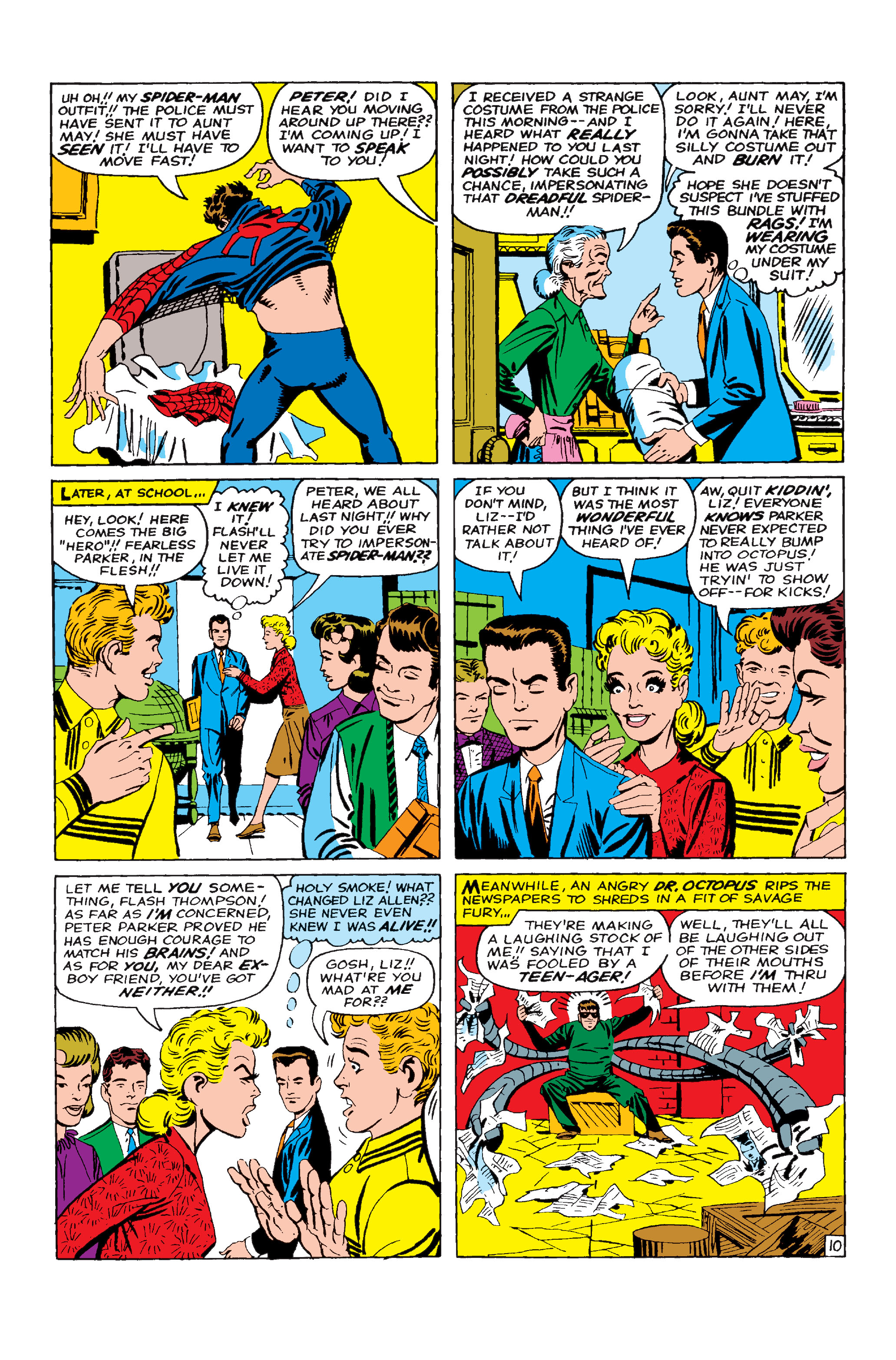 The Amazing Spider-Man (1963) 12 Page 10