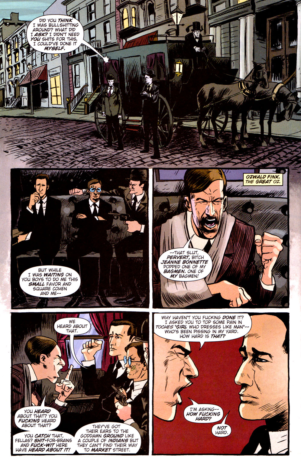 Read online Caper comic -  Issue #3 - 17