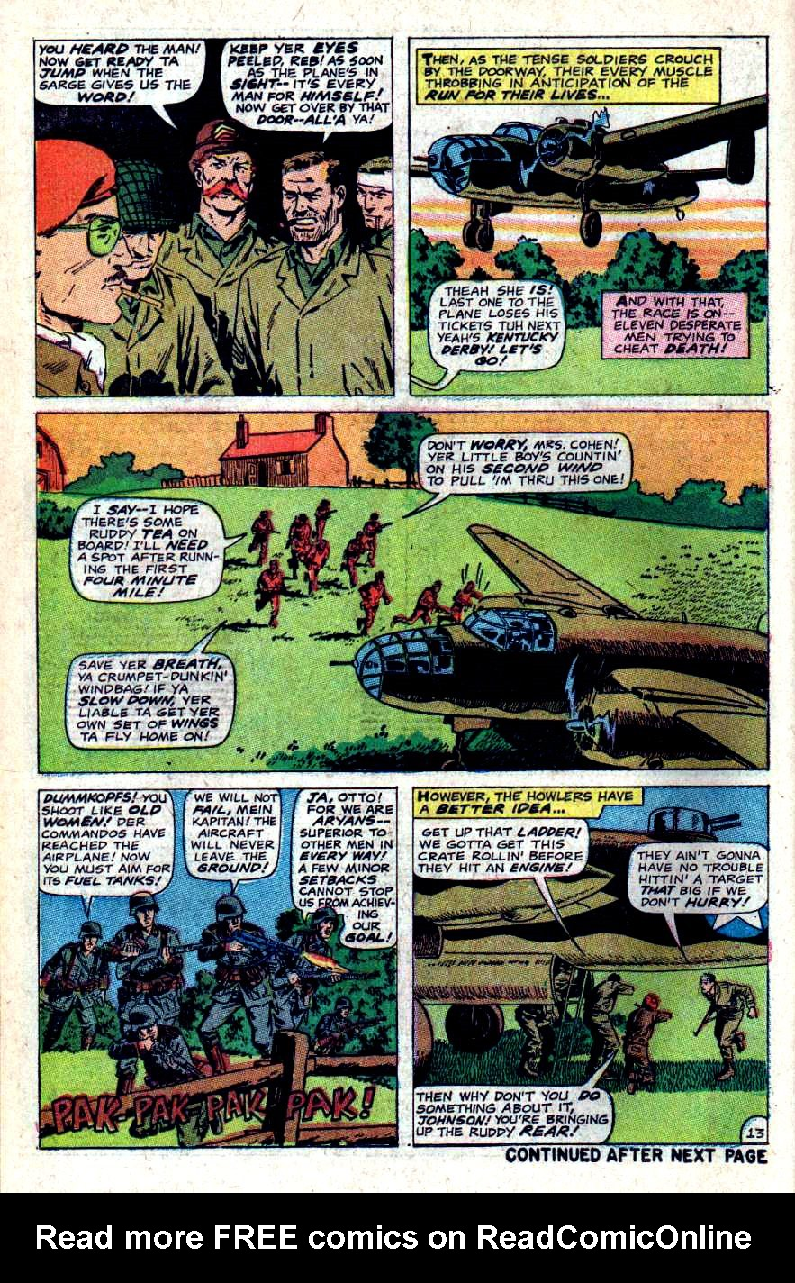 Read online Sgt. Fury comic -  Issue #46 - 18