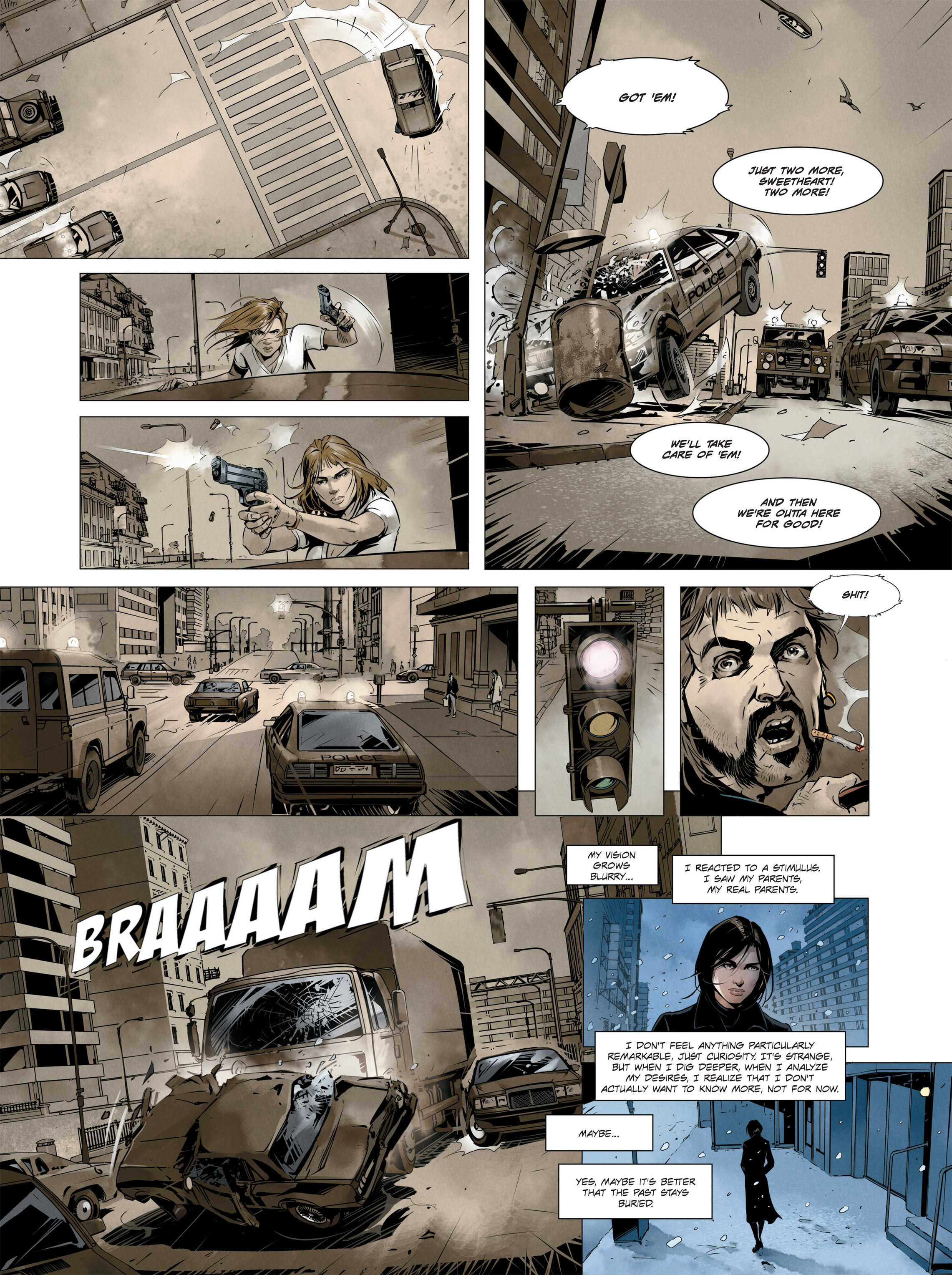 Read online Alice Matheson comic -  Issue #3 - 17