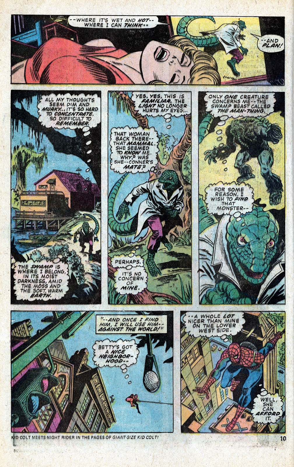 Giant-Size Spider-Man (1974) issue 5 - Page 12