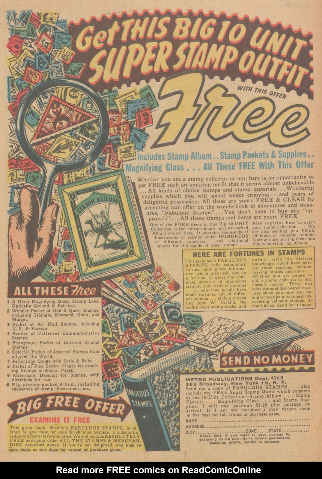 Read online Nellie The Nurse (1945) comic -  Issue #21 - 50