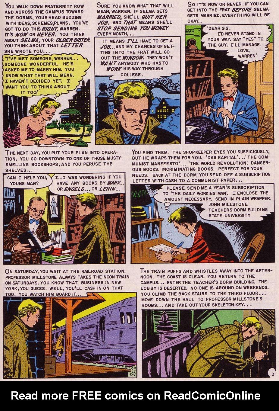 Read online Shock SuspenStories comic -  Issue #16 - 10