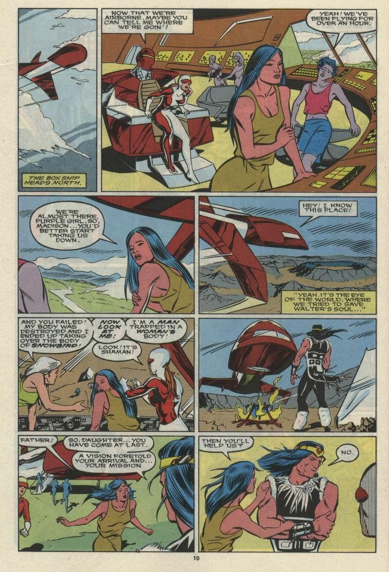 Read online Alpha Flight (1983) comic -  Issue #68 - 12