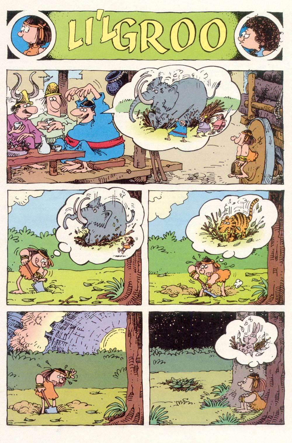 Read online Sergio Aragonés Groo the Wanderer comic -  Issue #113 - 32