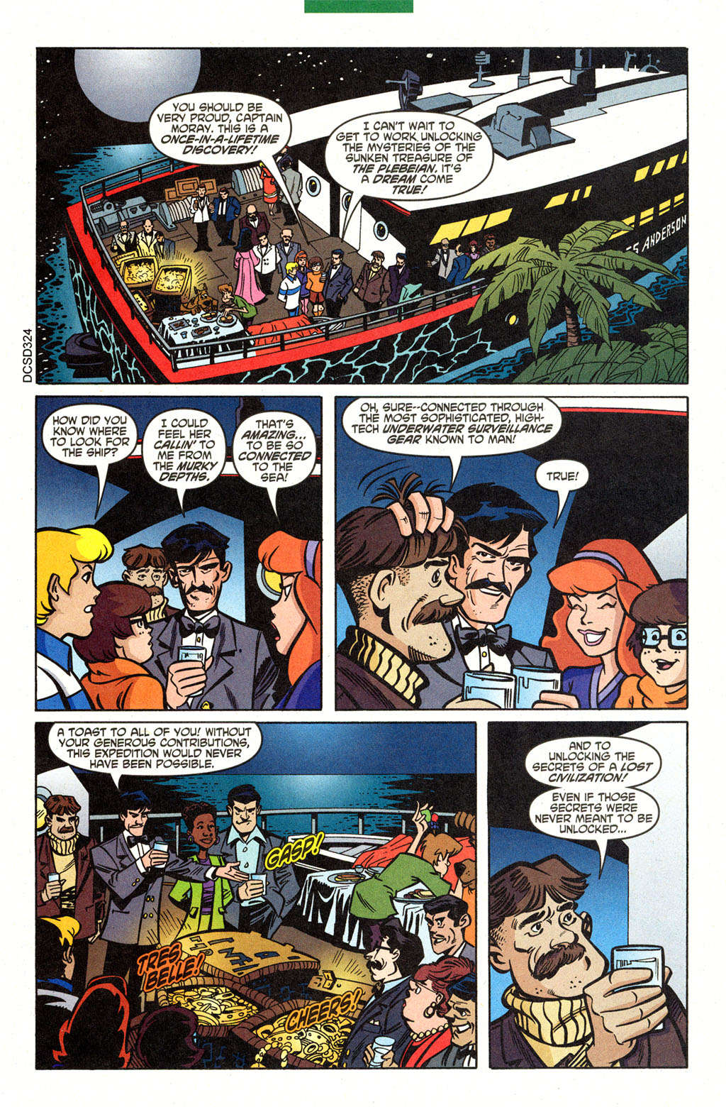 Read online Scooby-Doo (1997) comic -  Issue #99 - 2