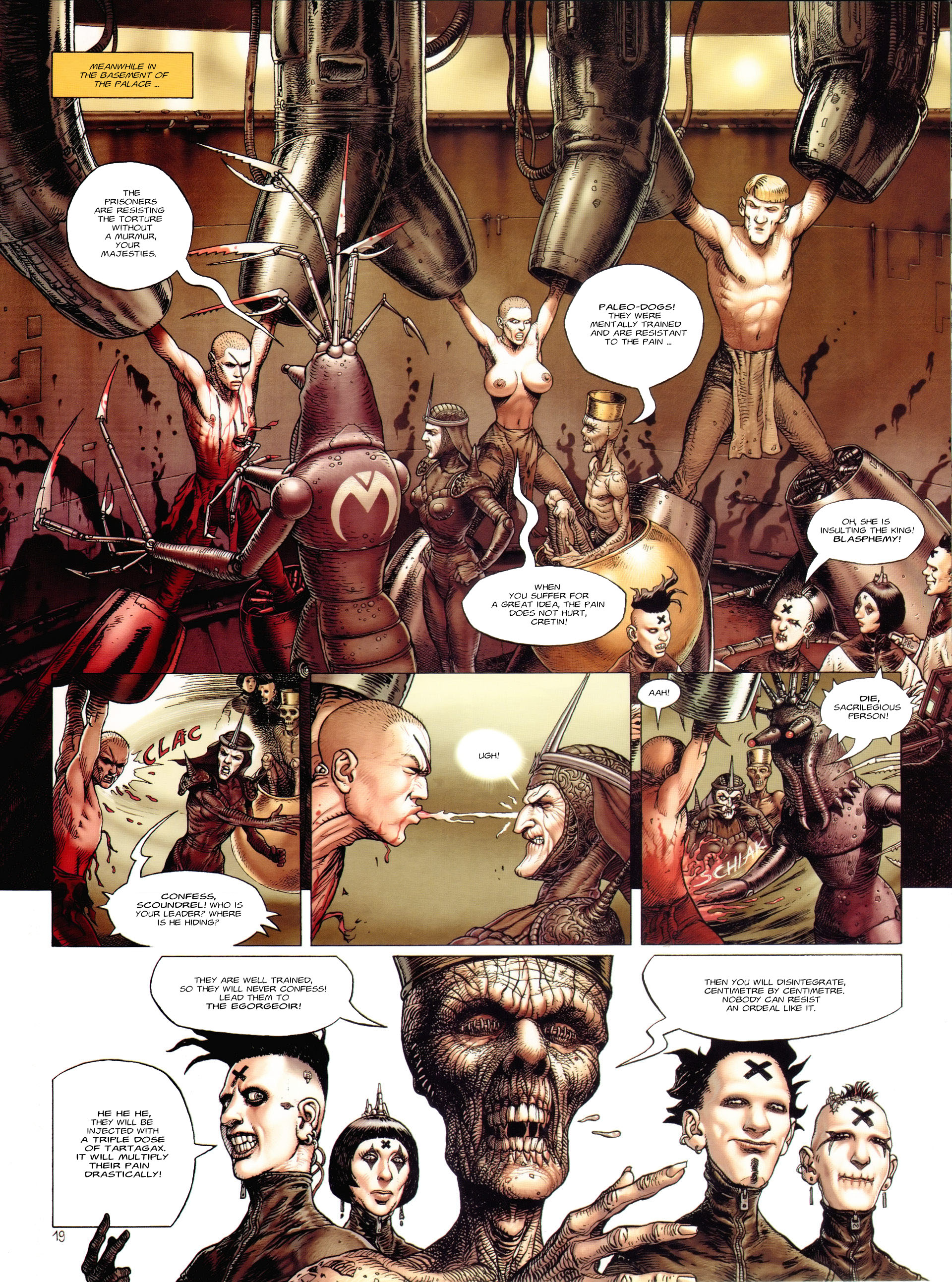Read online Megalex (2014) comic -  Issue #3 - 22
