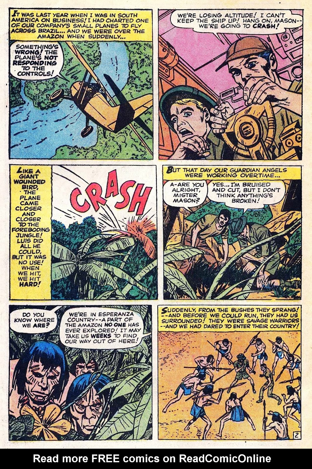 Where Monsters Dwell (1970) issue 9 - Page 4