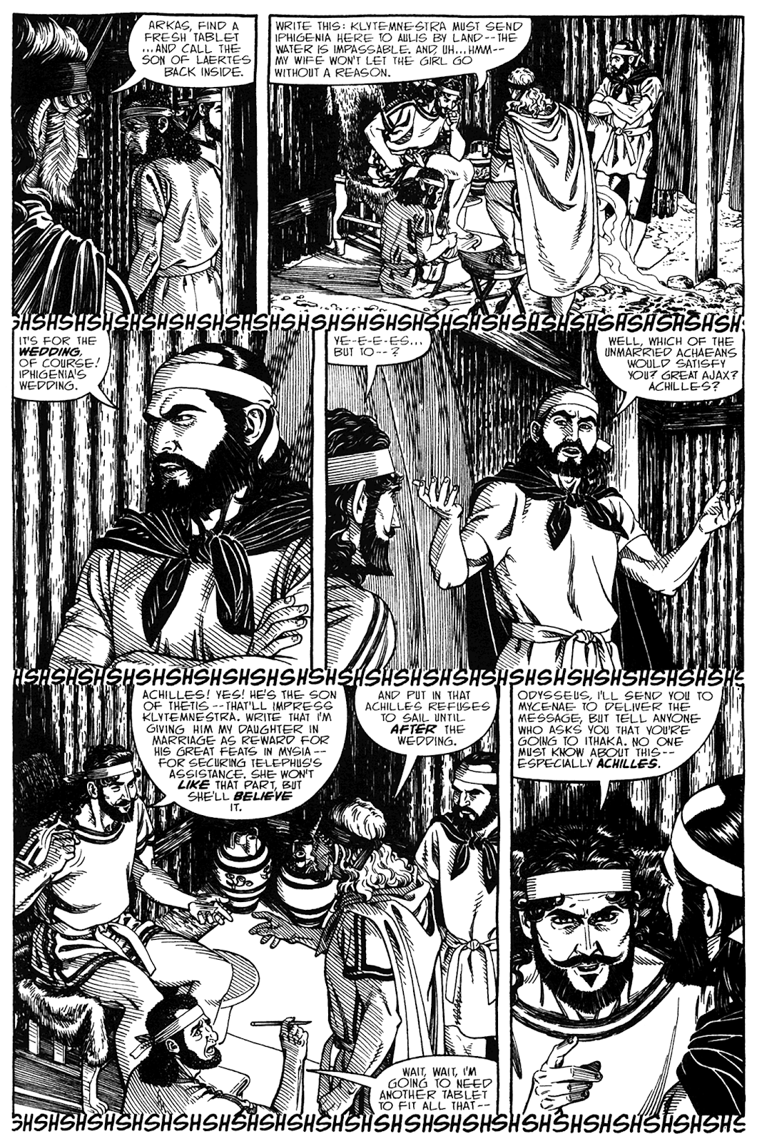 Age of Bronze issue 17 - Page 12