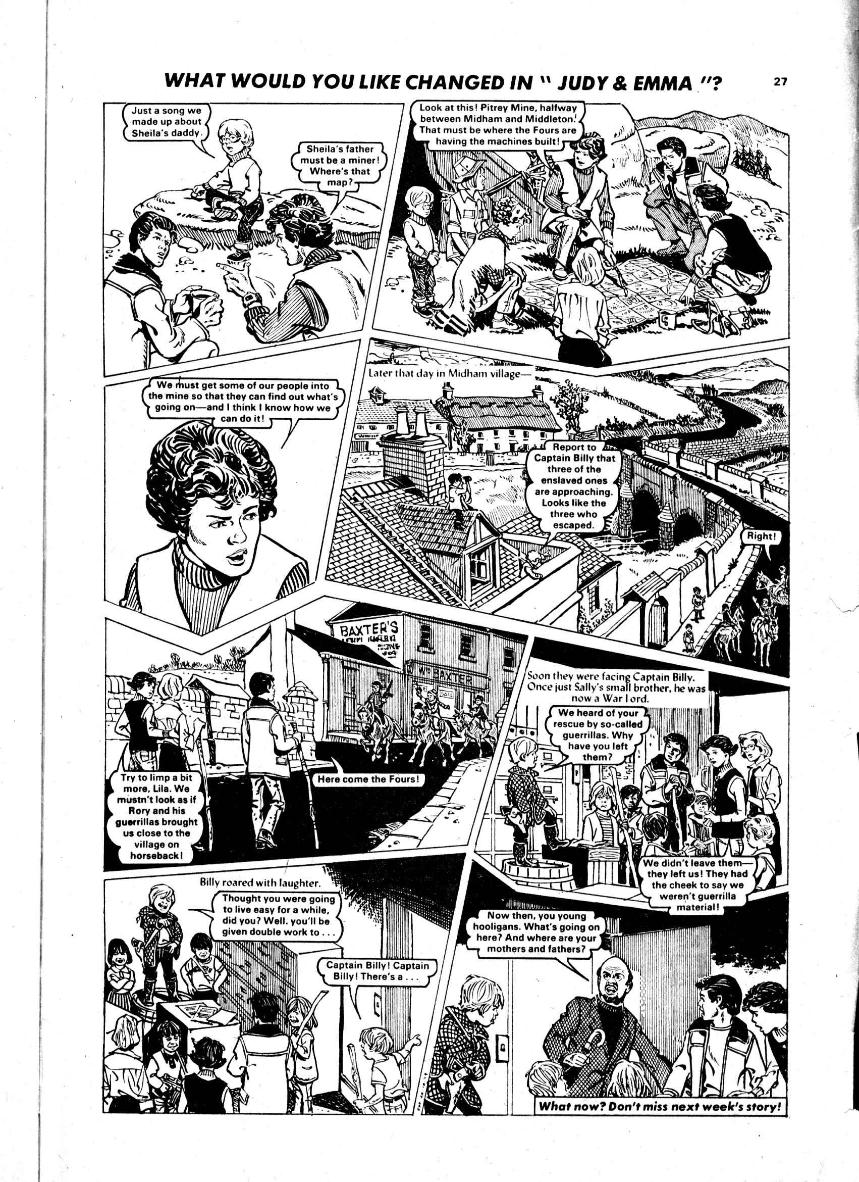Read online Judy comic -  Issue #1032 - 27