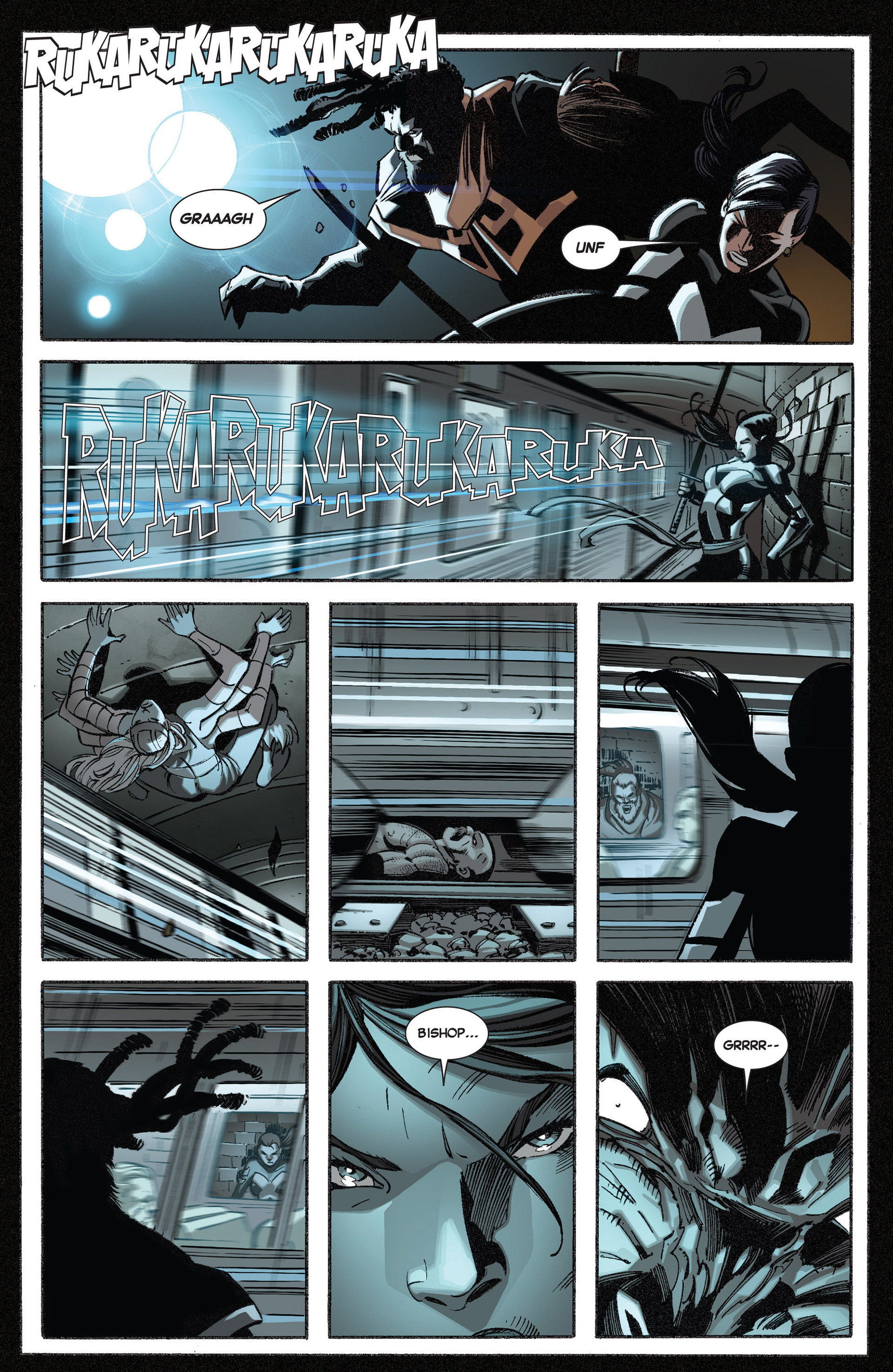 Read online Uncanny X-Force (2013) comic -  Issue #3 - 15
