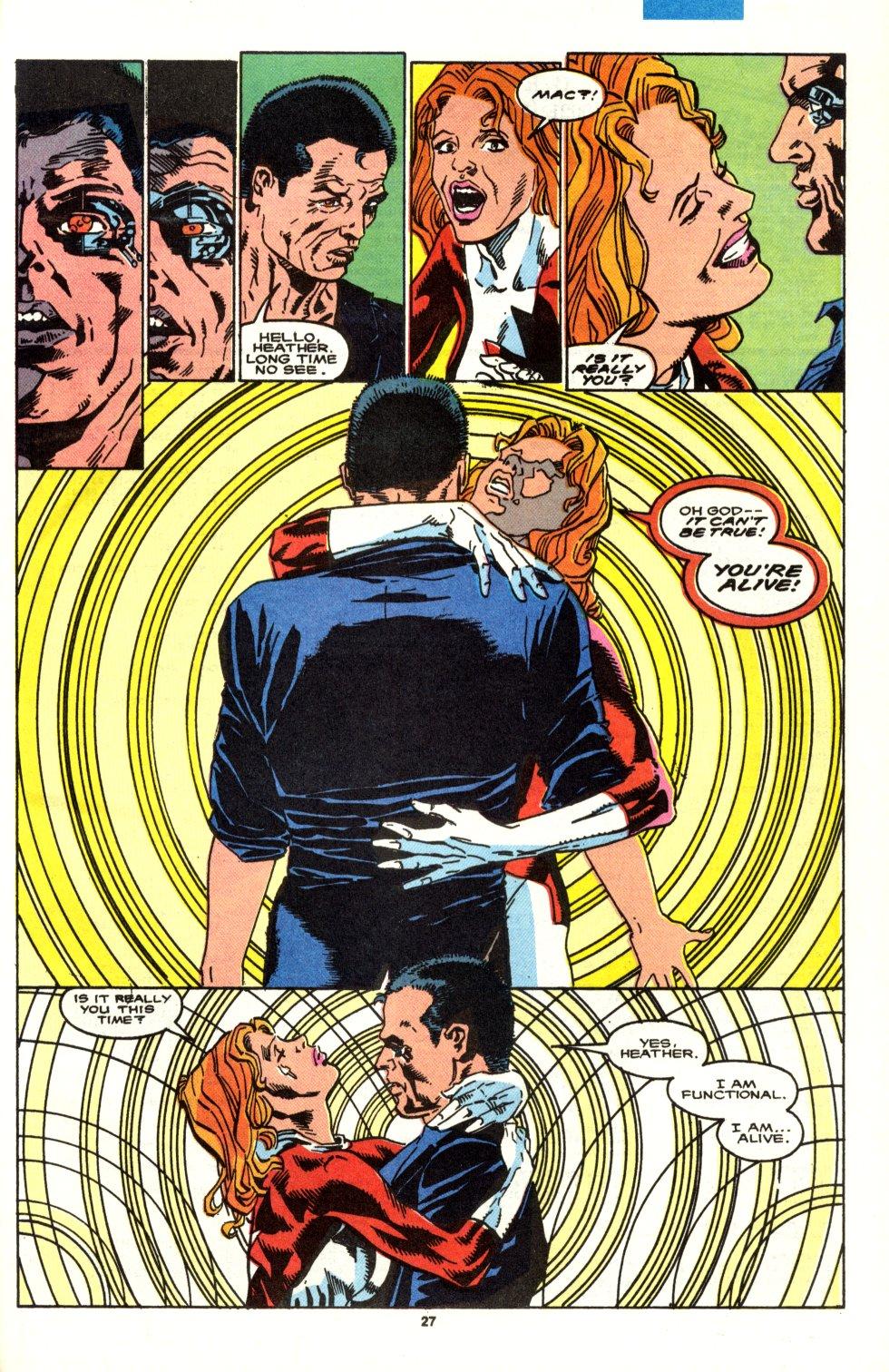 Read online Alpha Flight (1983) comic -  Issue #90 - 23