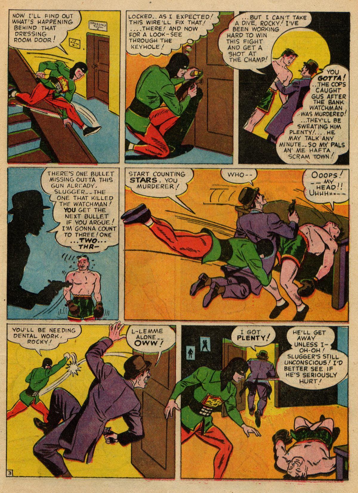 Read online Sensation (Mystery) Comics comic -  Issue #22 - 44
