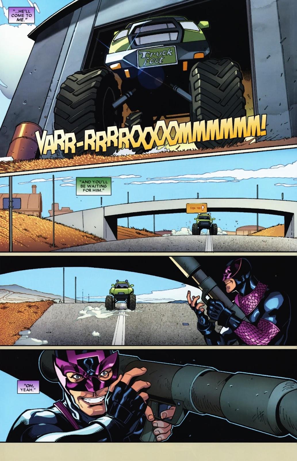 Read online Deadpool (2008) comic -  Issue #12 - 12