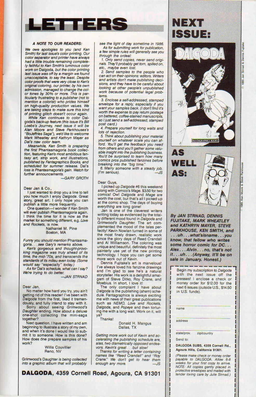 Read online Dalgoda comic -  Issue #7 - 35