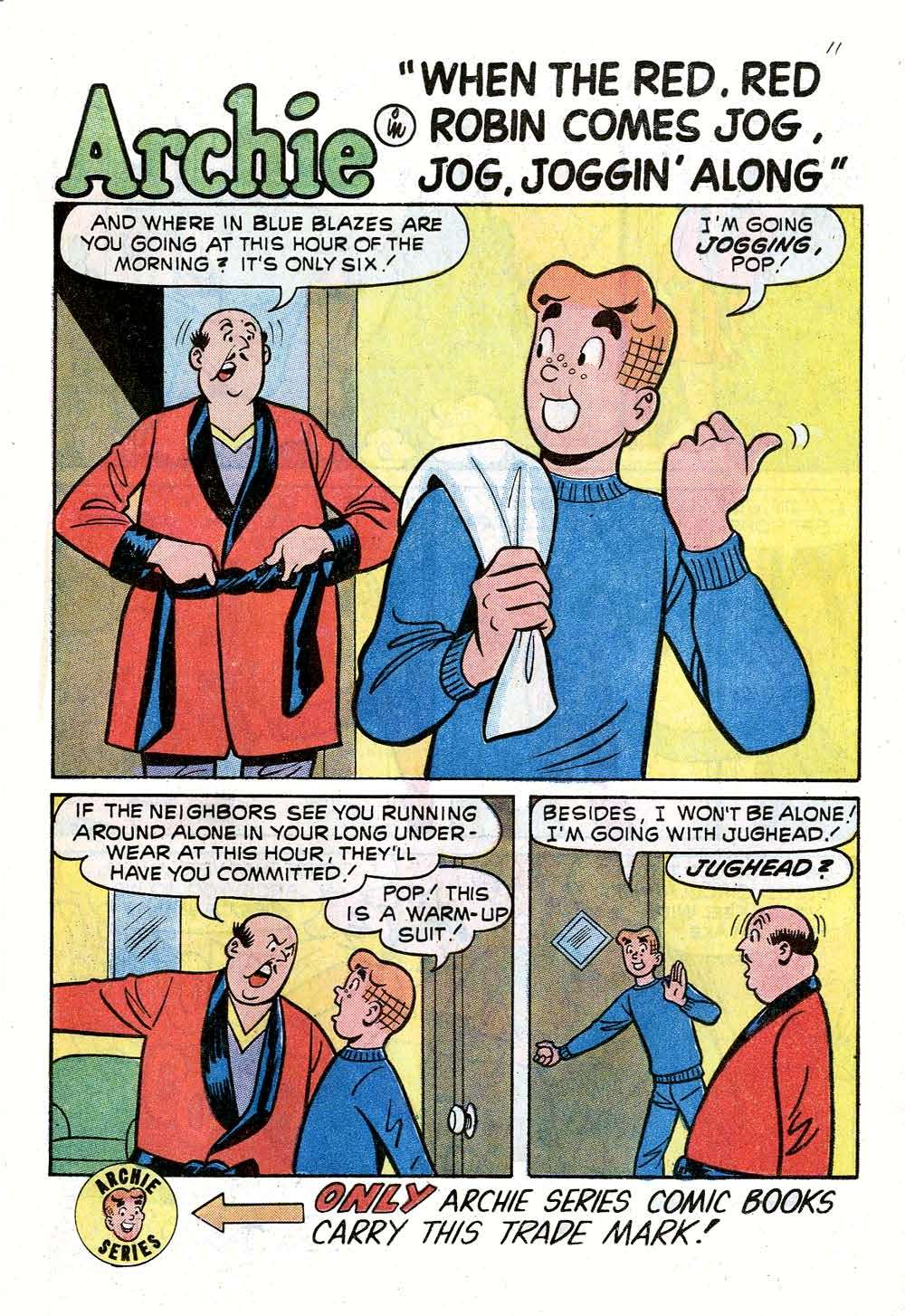 Read online Archie (1960) comic -  Issue #231 - 13