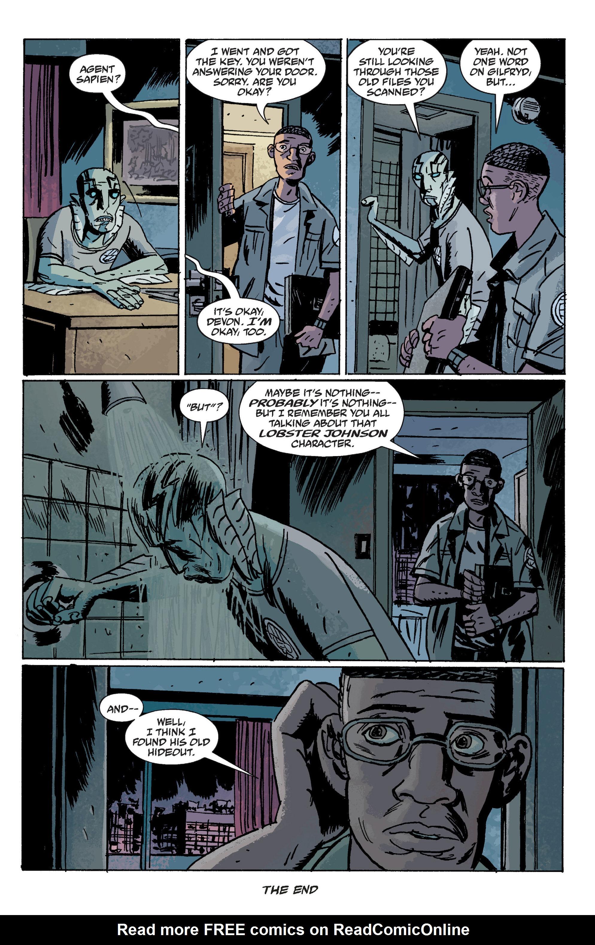 Read online B.P.R.D. (2003) comic -  Issue # TPB 10 - 137