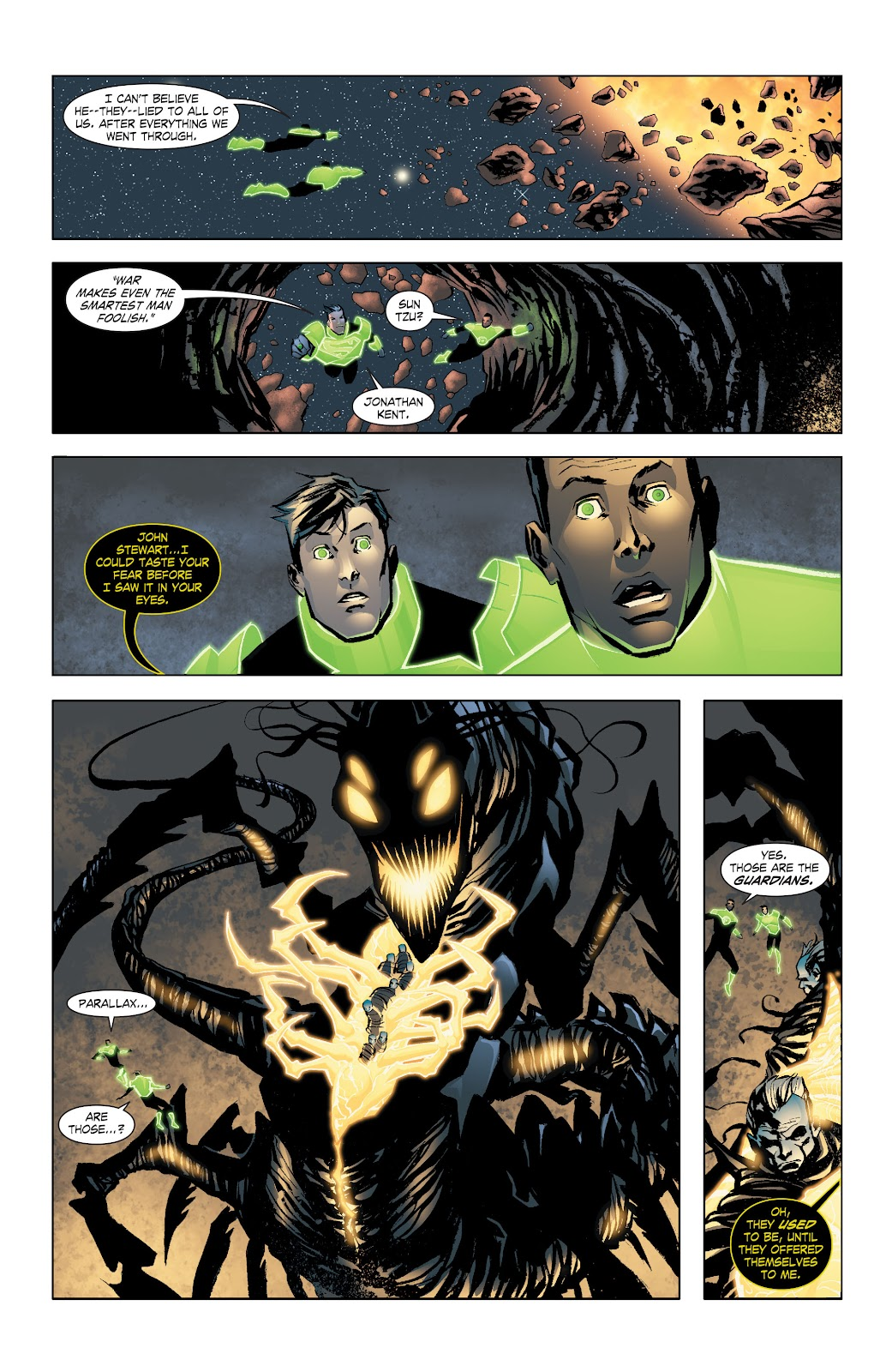 Read online Smallville Season 11 [II] comic -  Issue # TPB 7 - 66
