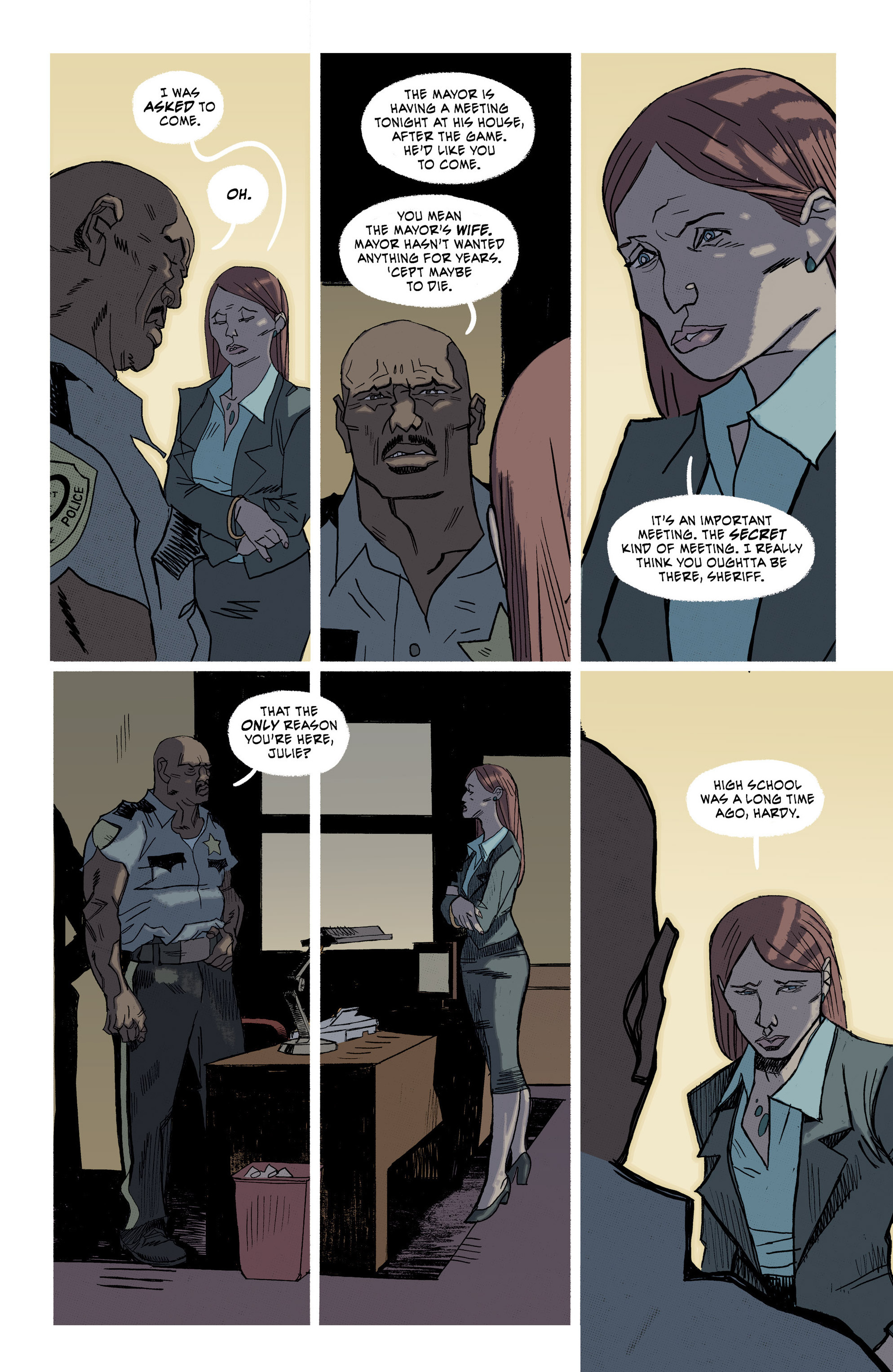 Read online Southern Bastards comic -  Issue #15 - 11