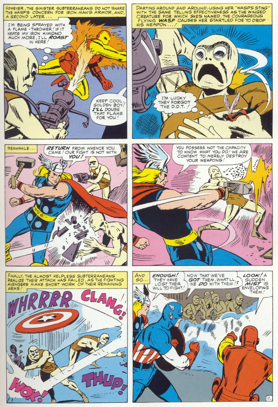 The Avengers (1963) 12 Page 11